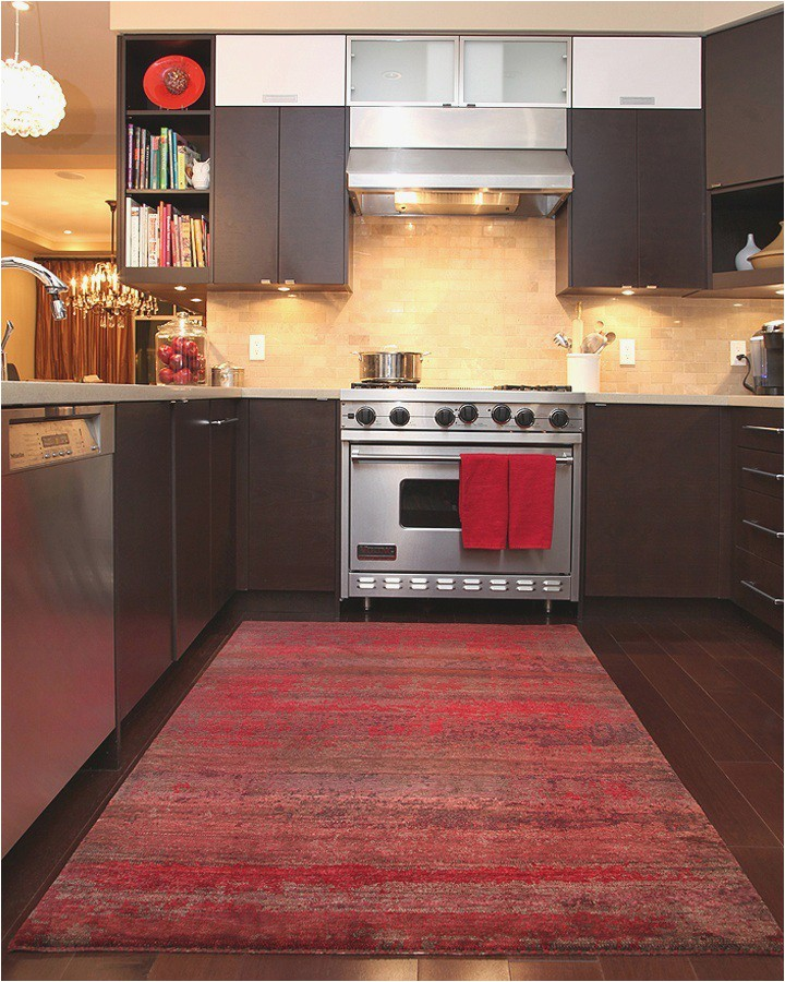 red kitchen rugs stylish on floor for news throw beautiful stunning 0