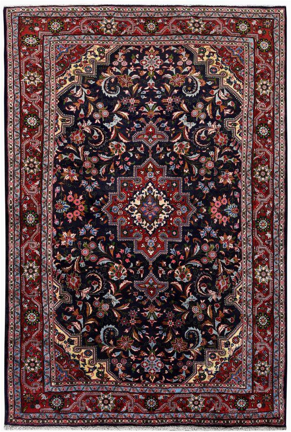 dark blue jozan persian rug 1 5x2 5m carpet for sale
