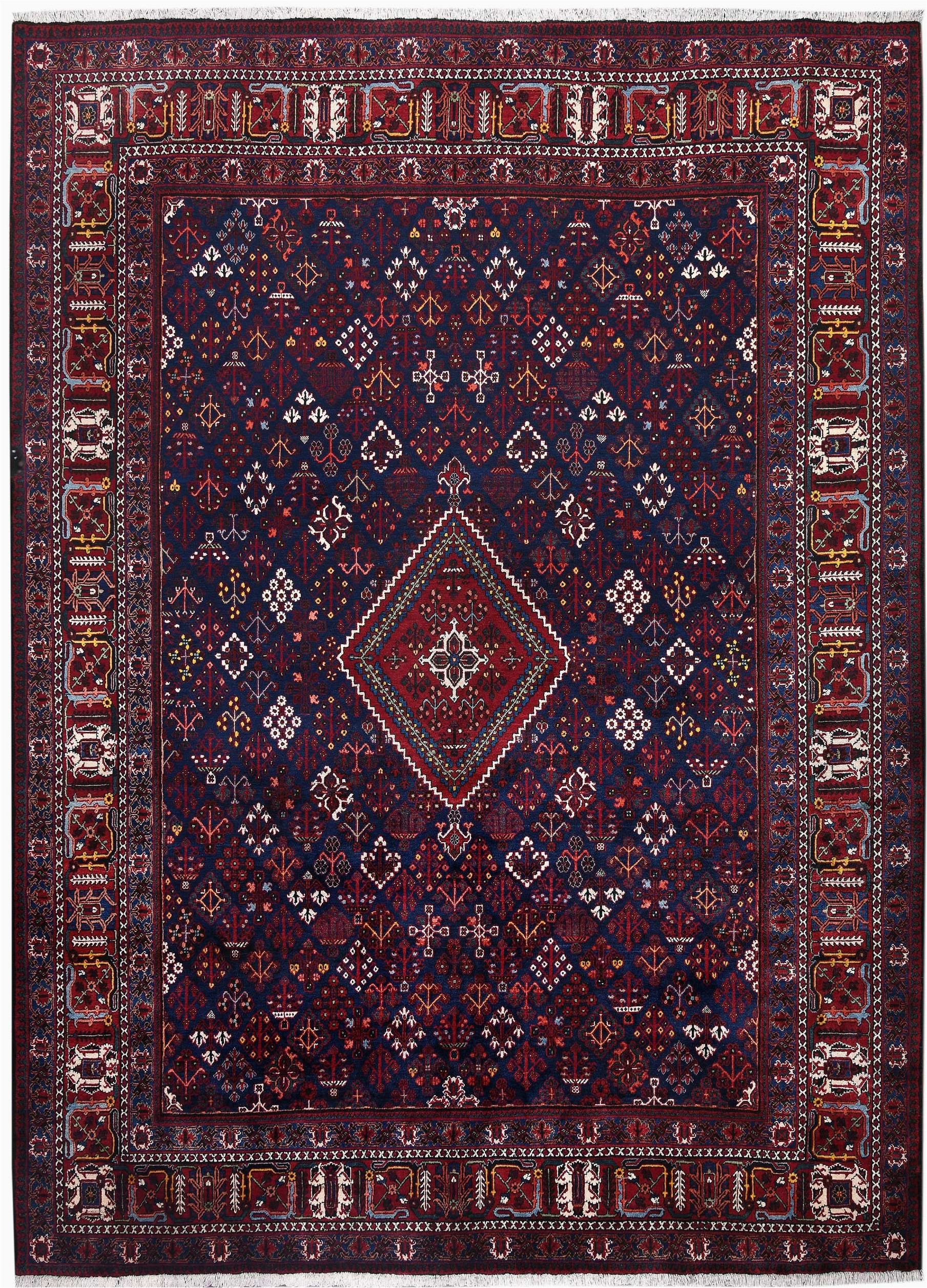 joschaghan 3x4m blue persian rug for sale dr353