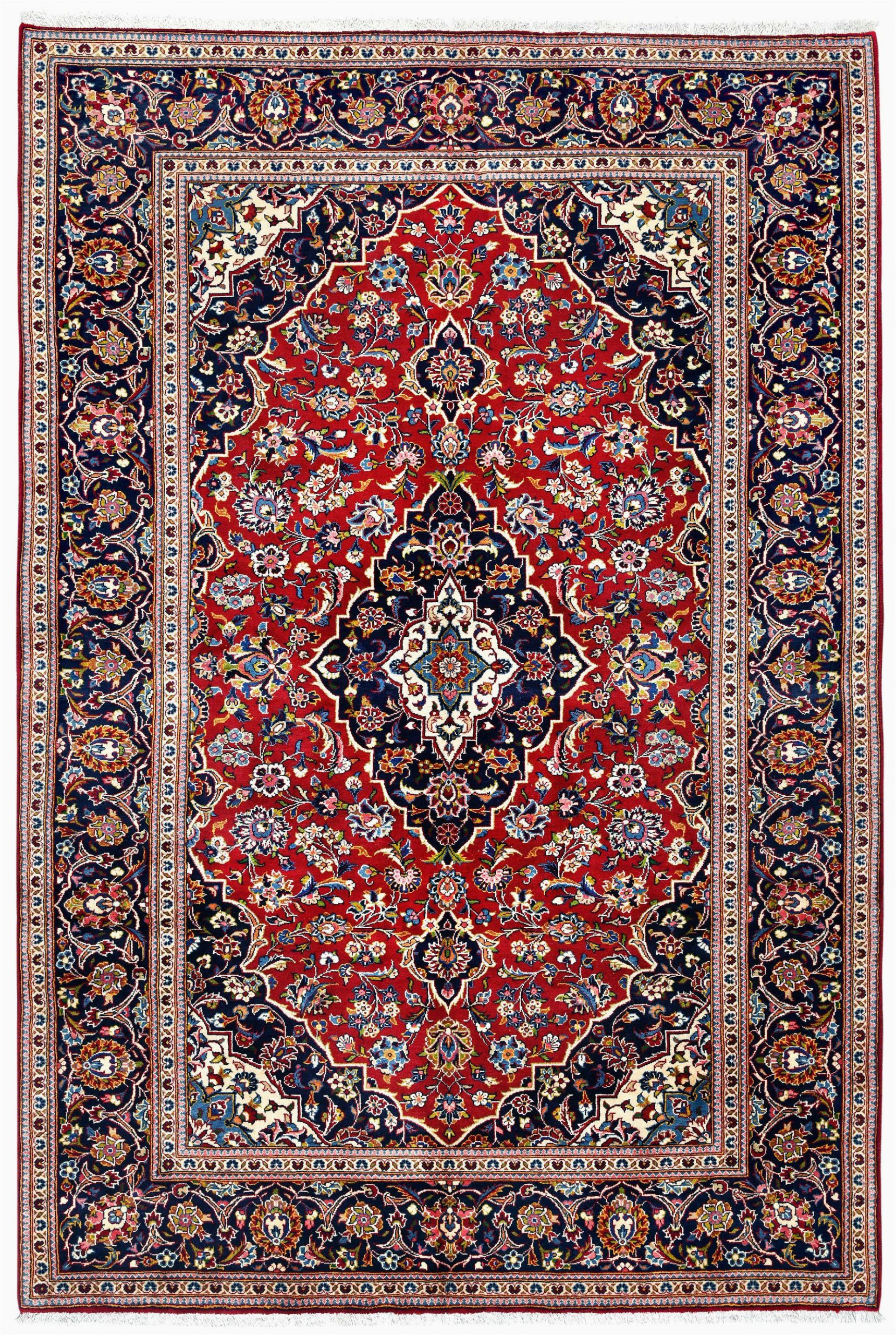Blue Persian Rugs for Sale Red Kashan Rug Persian Carpet for Sale 2x3m Dr414