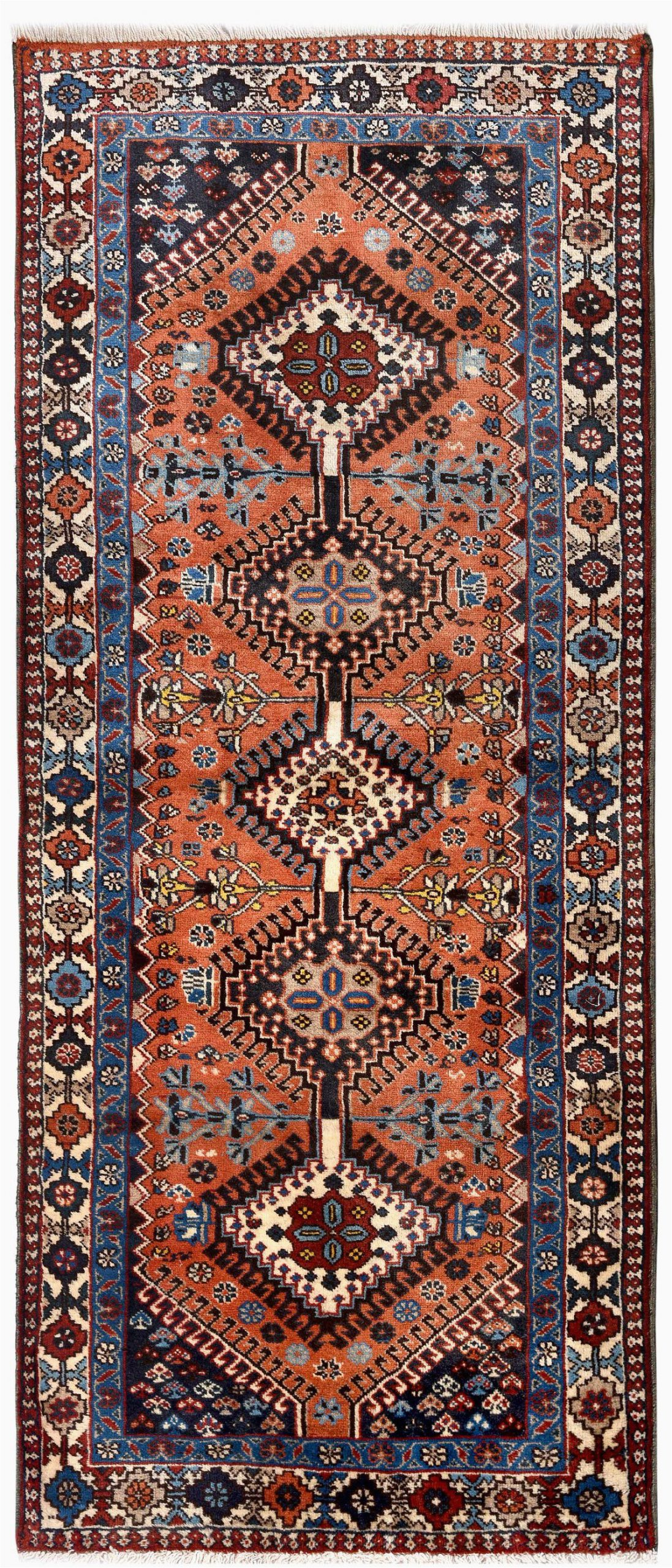 Yalameh runner rug Persian rug for sale DR343 7203