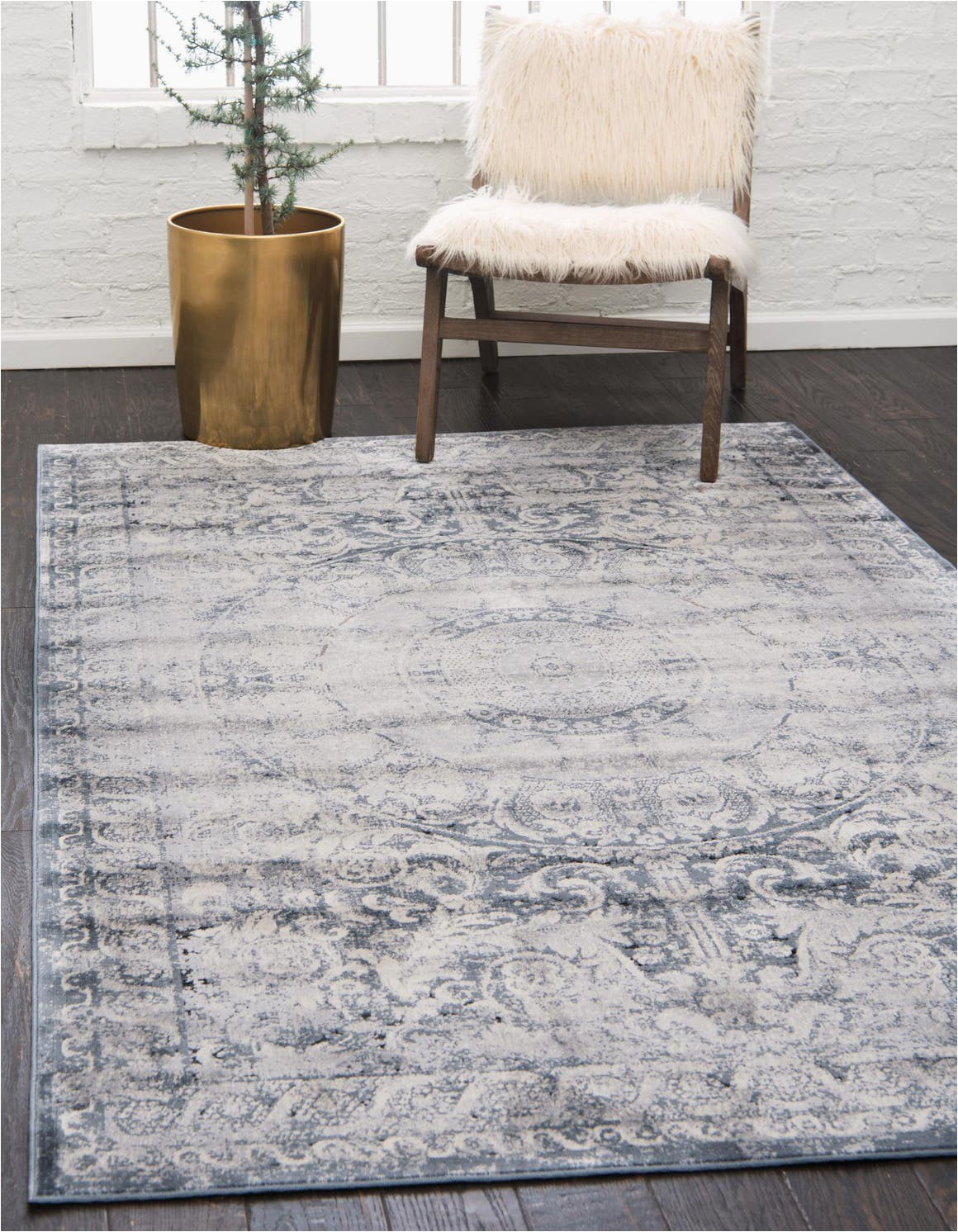 dark blue 4x6 villa area rug