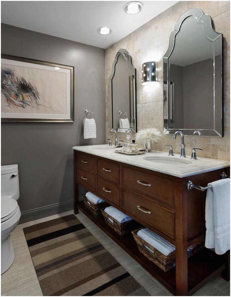 c26e9a75f5944a2f0bdca844c beige walls gray and beige bathroom