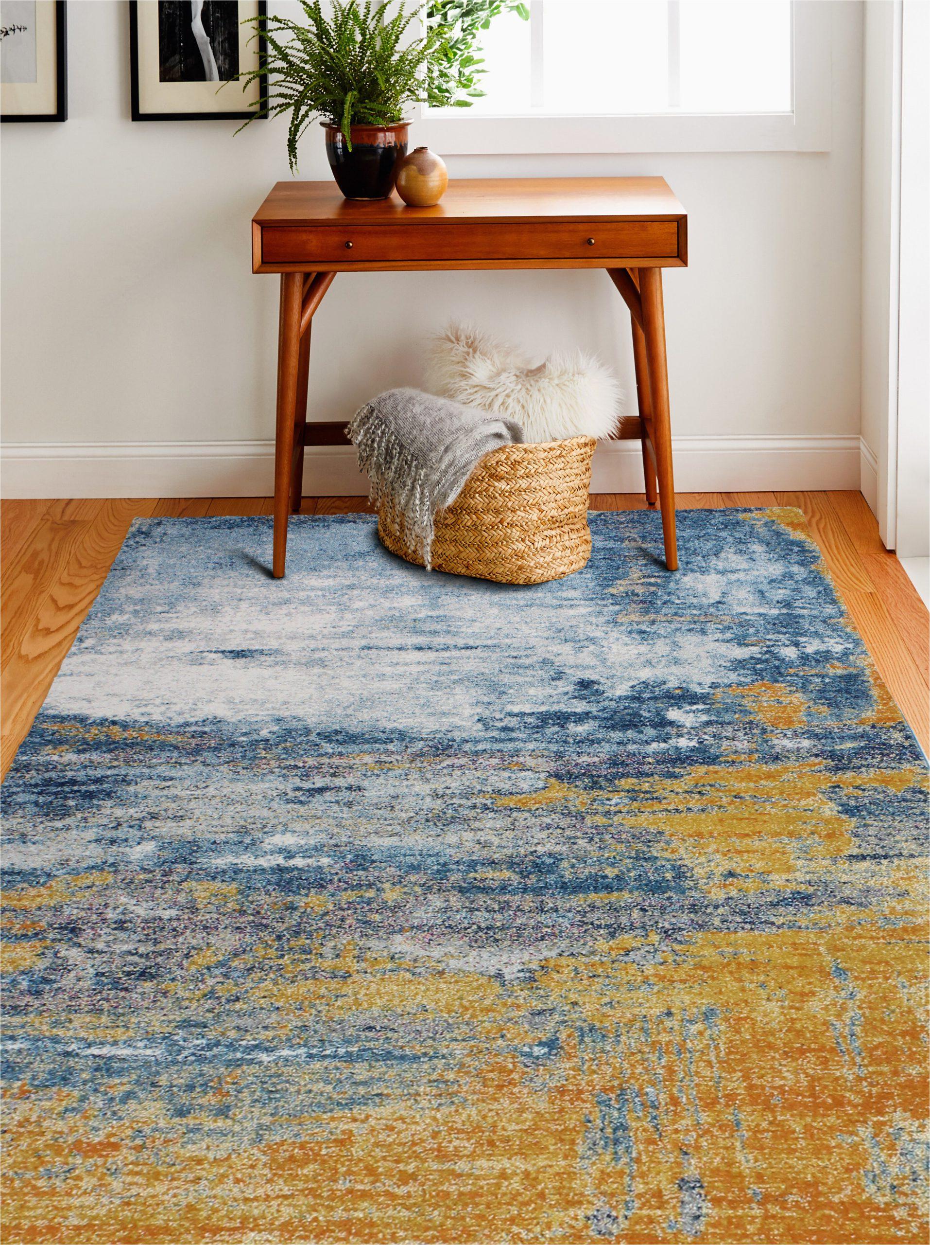 wrought studio heilman blue area rug vrkg8035 piid=