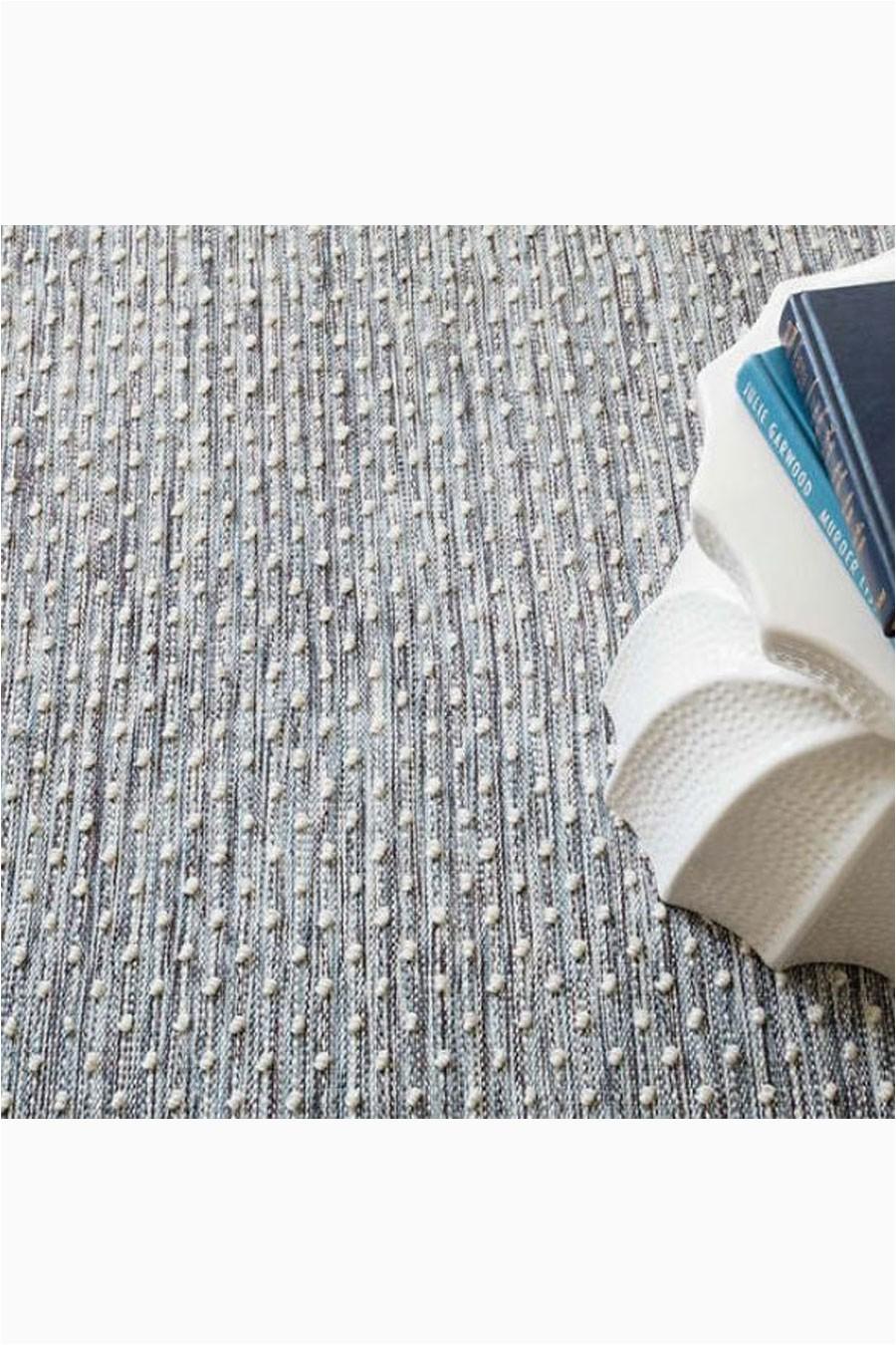 hobnail blue indoor outdoor rug2