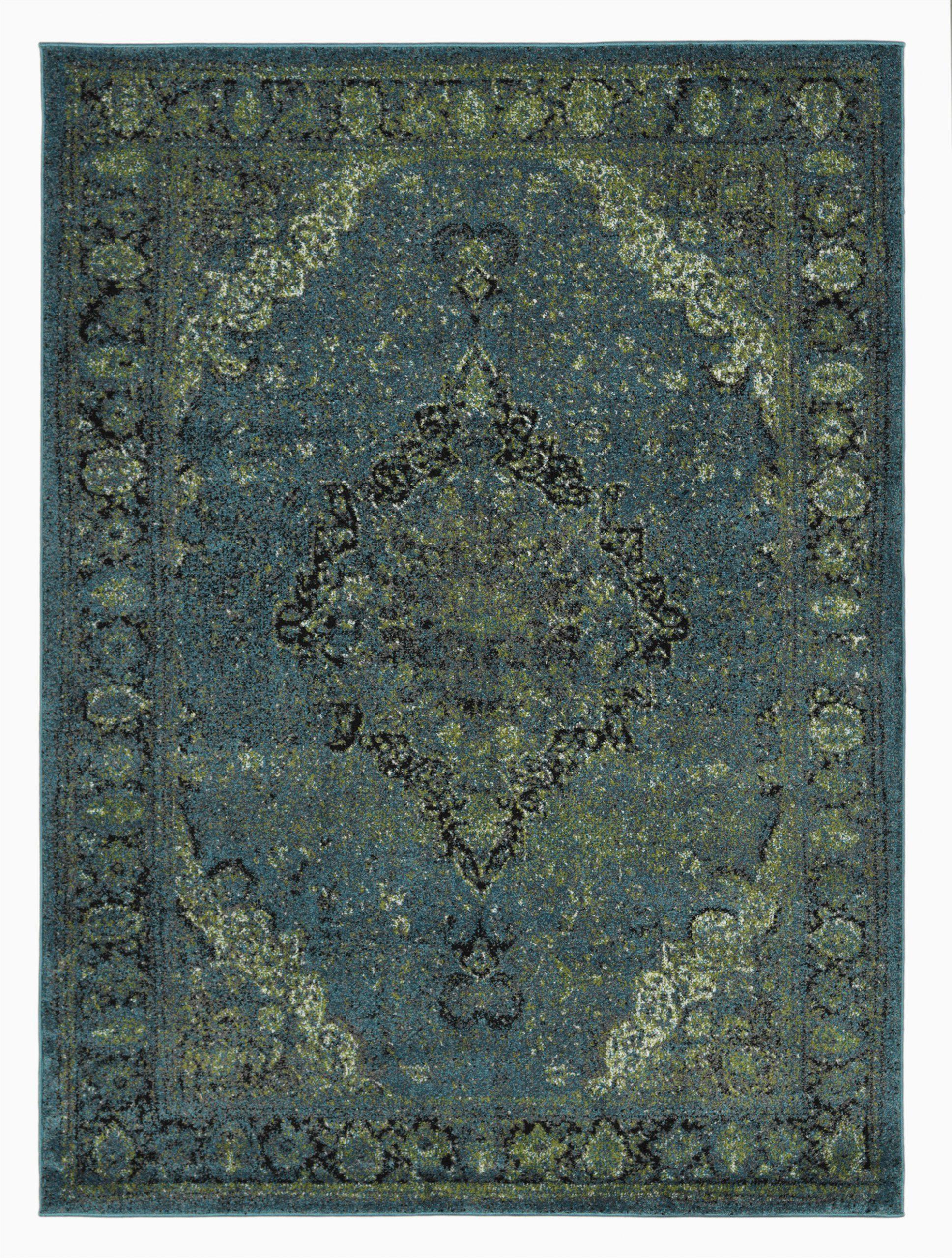 adrianne bluegreen area rug