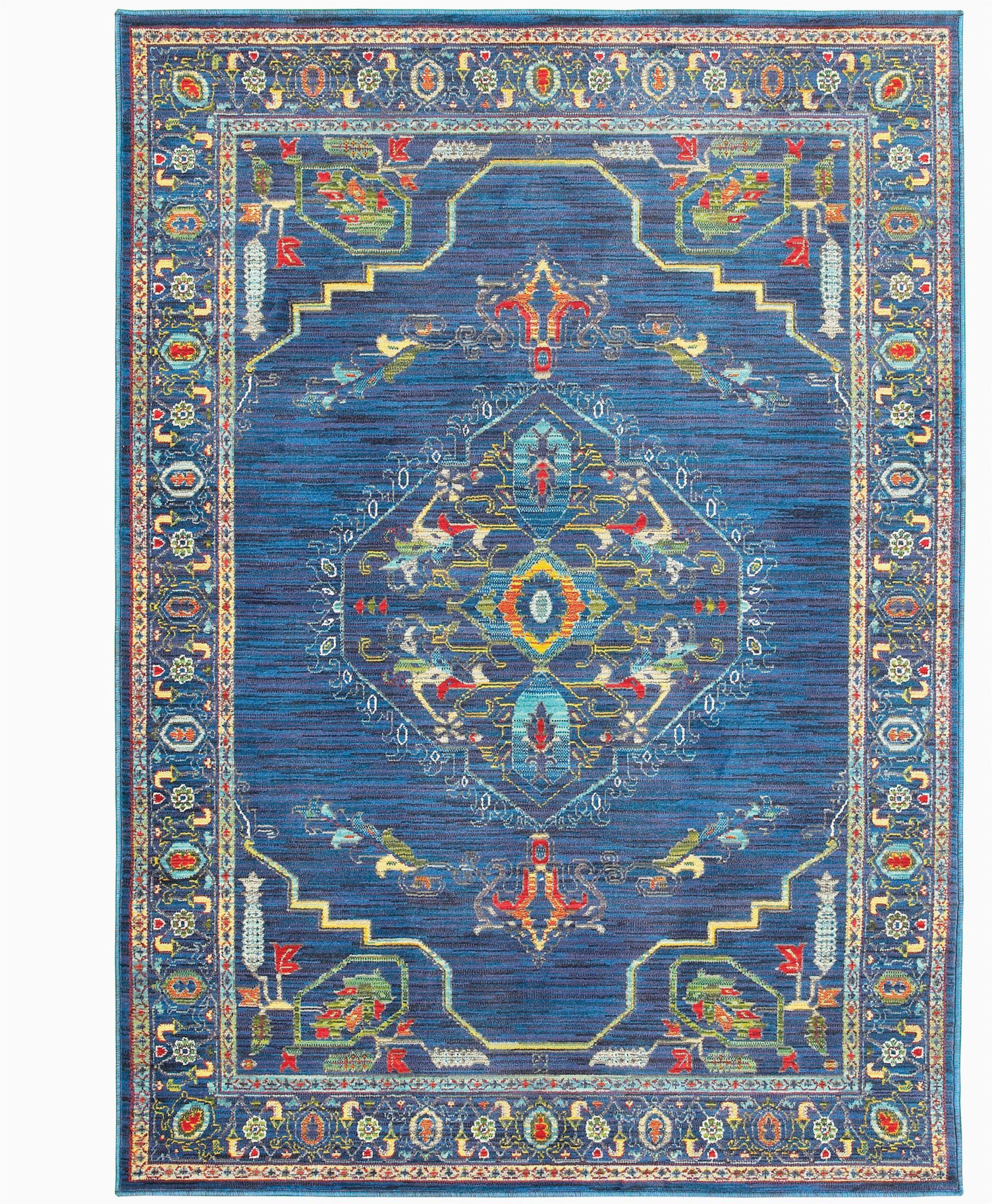 saige oriental blueteal blue area rug