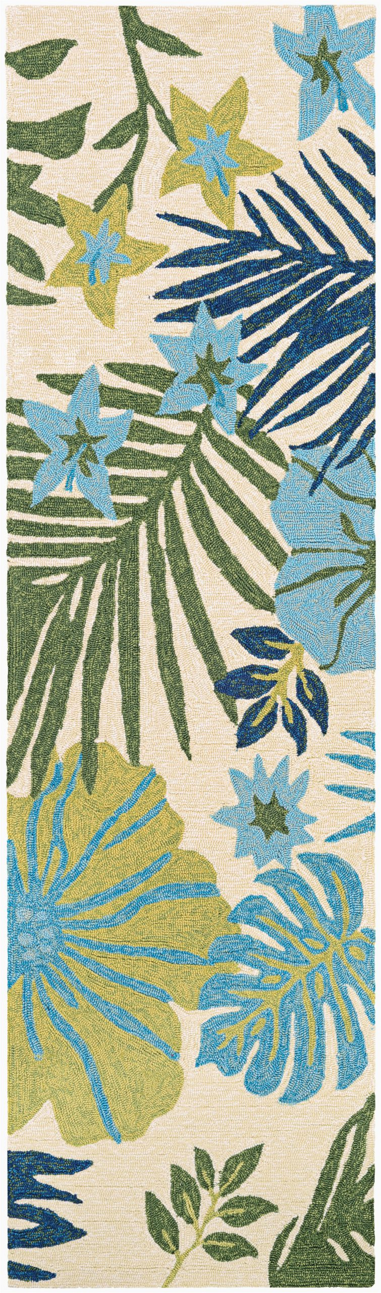 bay isle home wildermuth summer laelia hand woven ivoryfern indooroutdoor area rug bayi2846 piid=