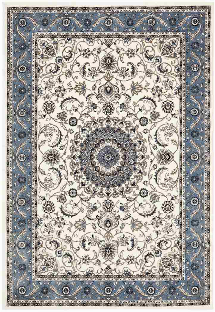 picnic hire blue persian rug