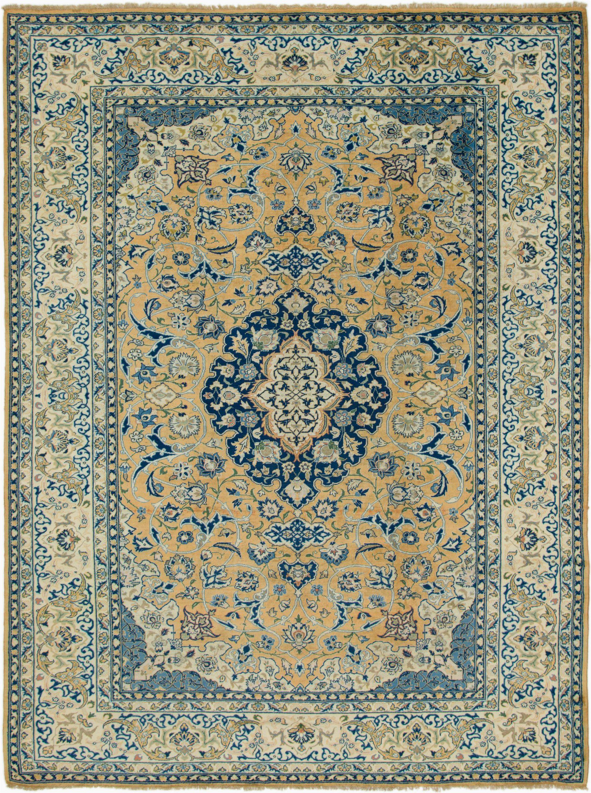 peach 10x13 mahal persian rug