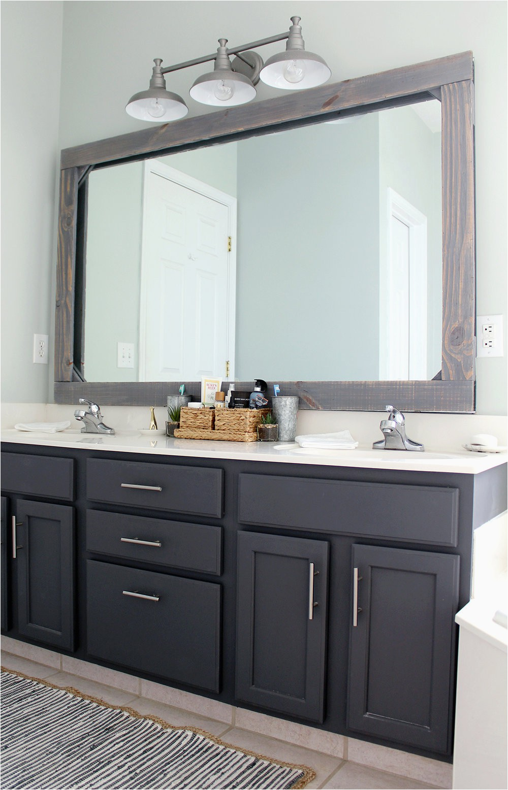 A Master Bathroom Refresh With Tuesday Morning masterbathroom bud decor Ad TuesdayMorningFinds