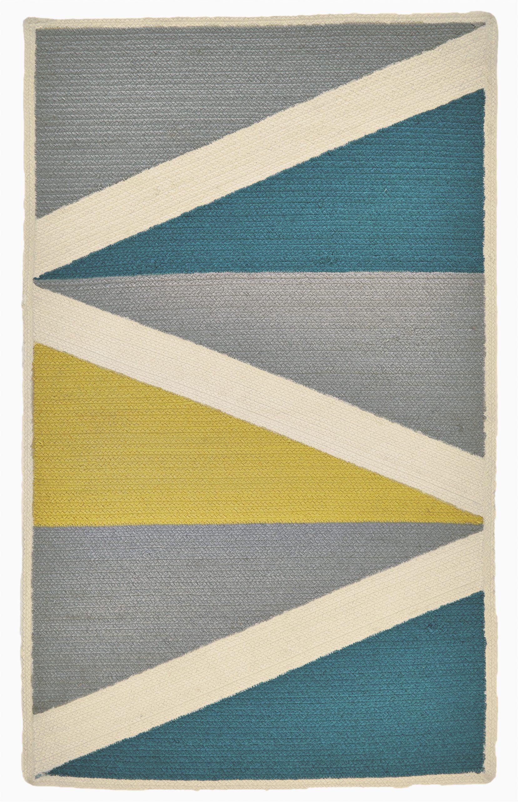carrington grayyellowblue area rug
