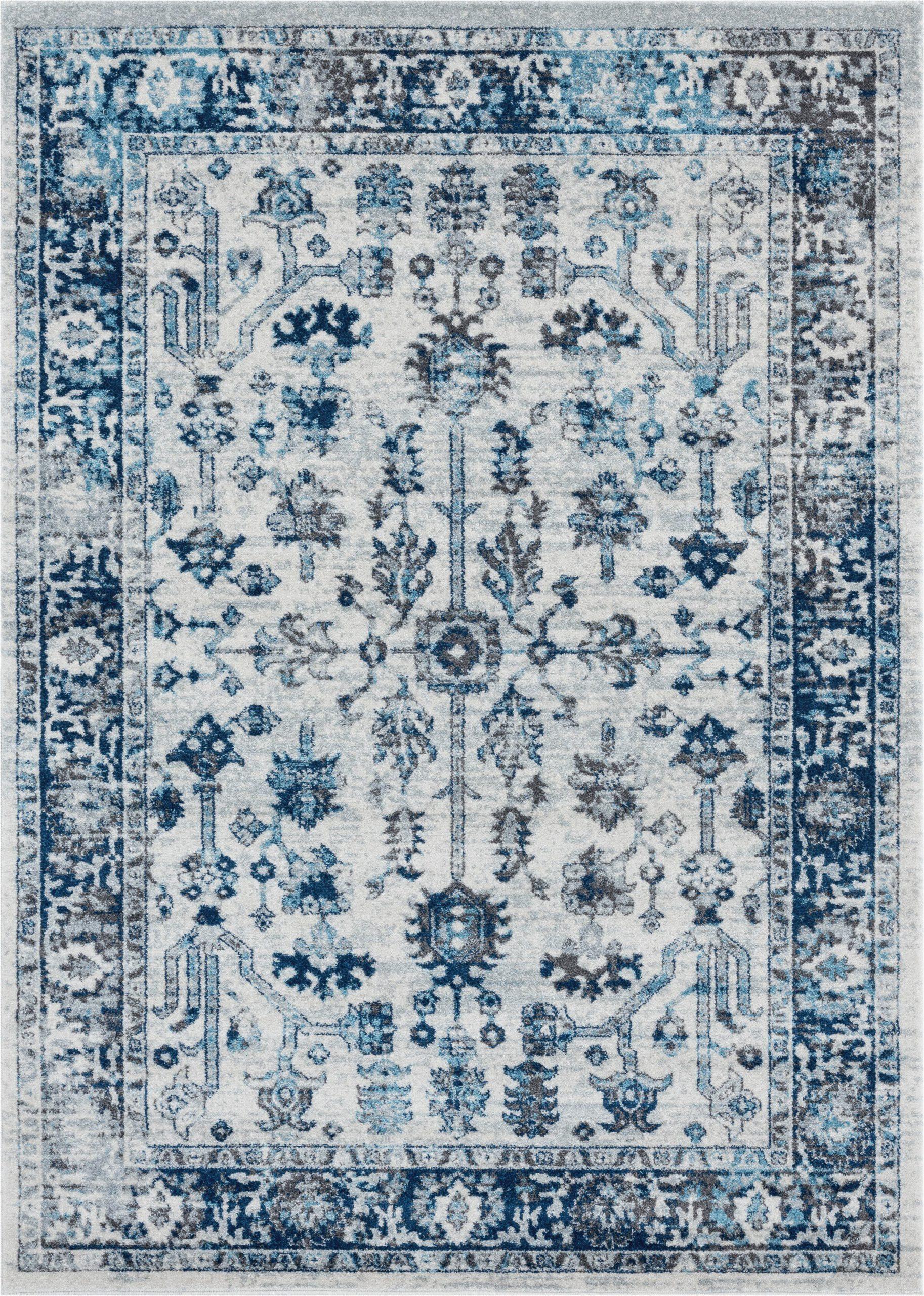 hyde istanbul oriental blue area rug