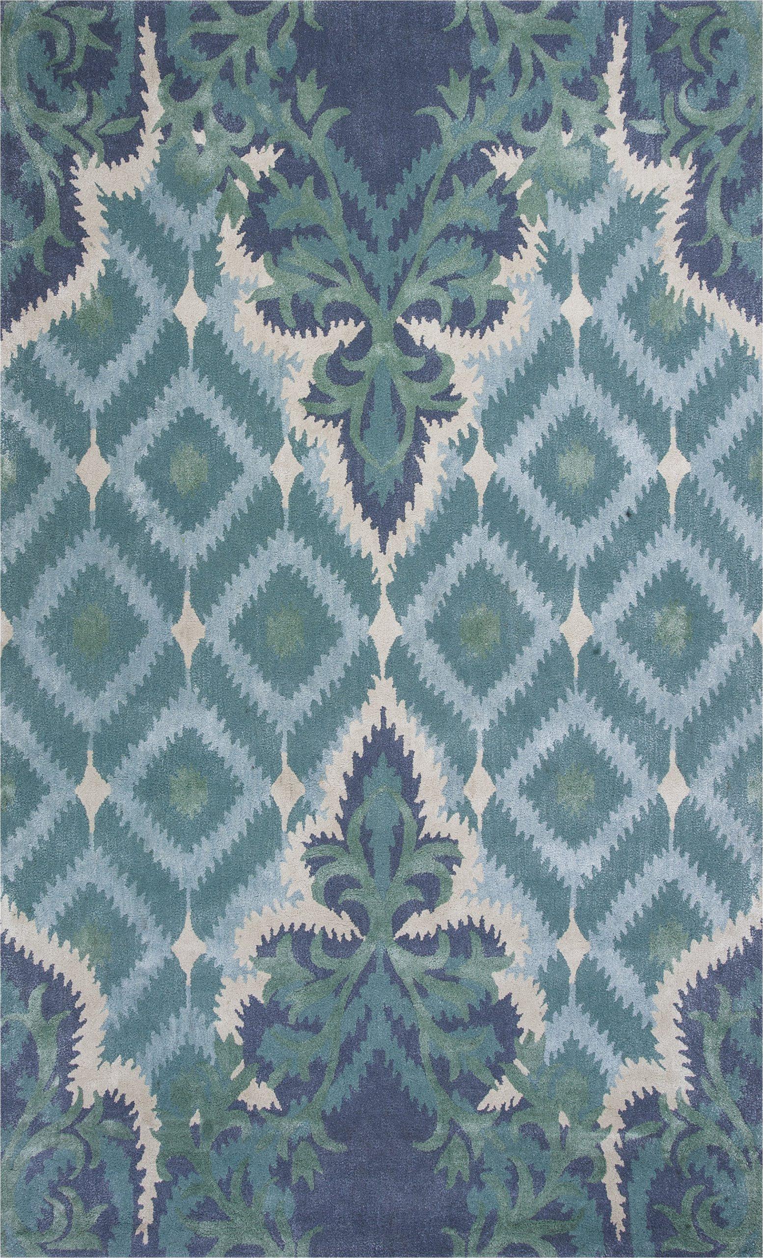 leatherman bluegreen area rug
