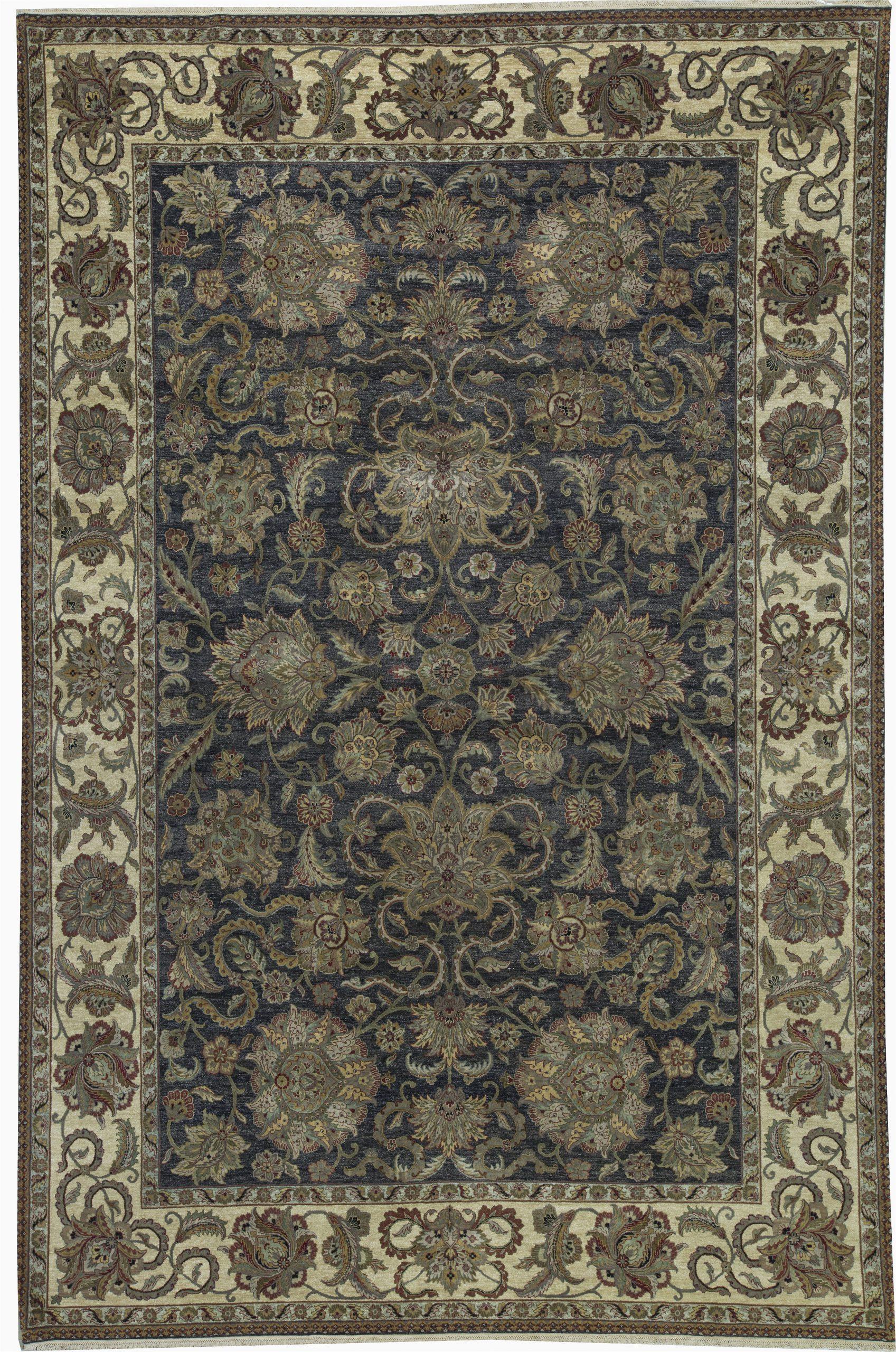 bokara rug co inc one of a kind mountain king handwoven 1110 x 179 wool green area rug abhd2785