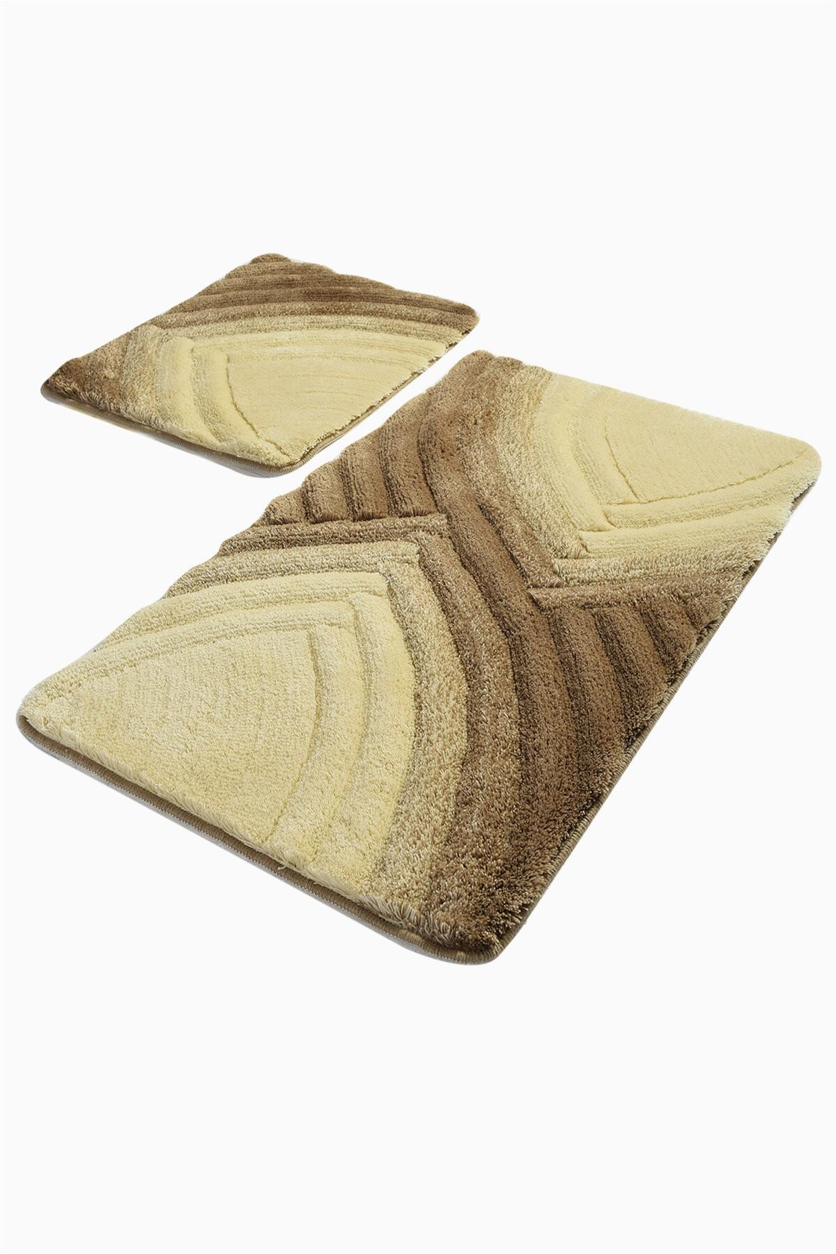 brayden studio creasy 2 piece bath rug set w