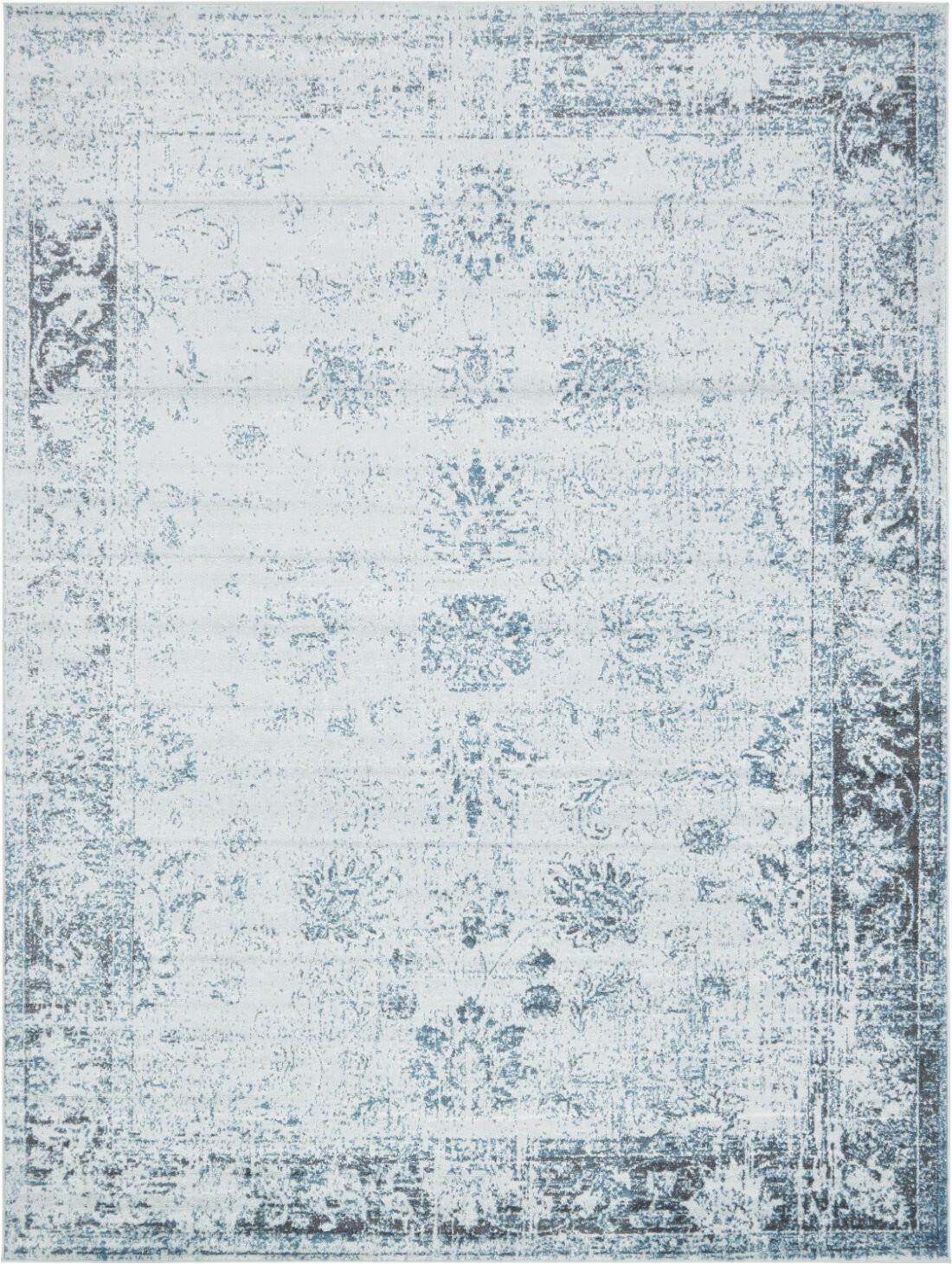 mistana brandt oriental light bluegrayivory area rug w piid=