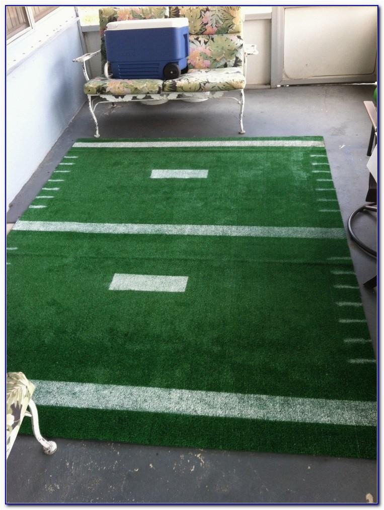 football field rug 8x10