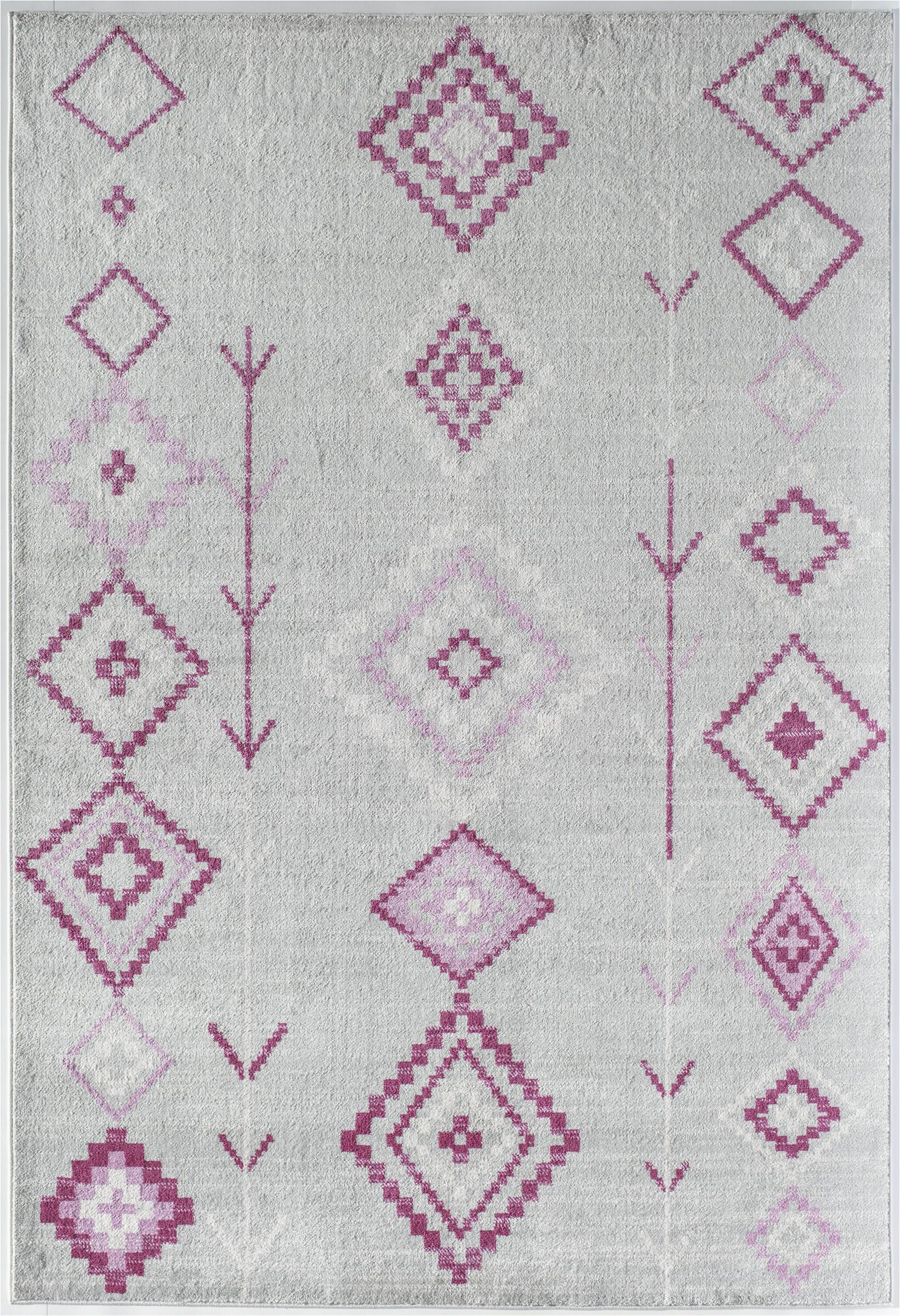lali gray area rug