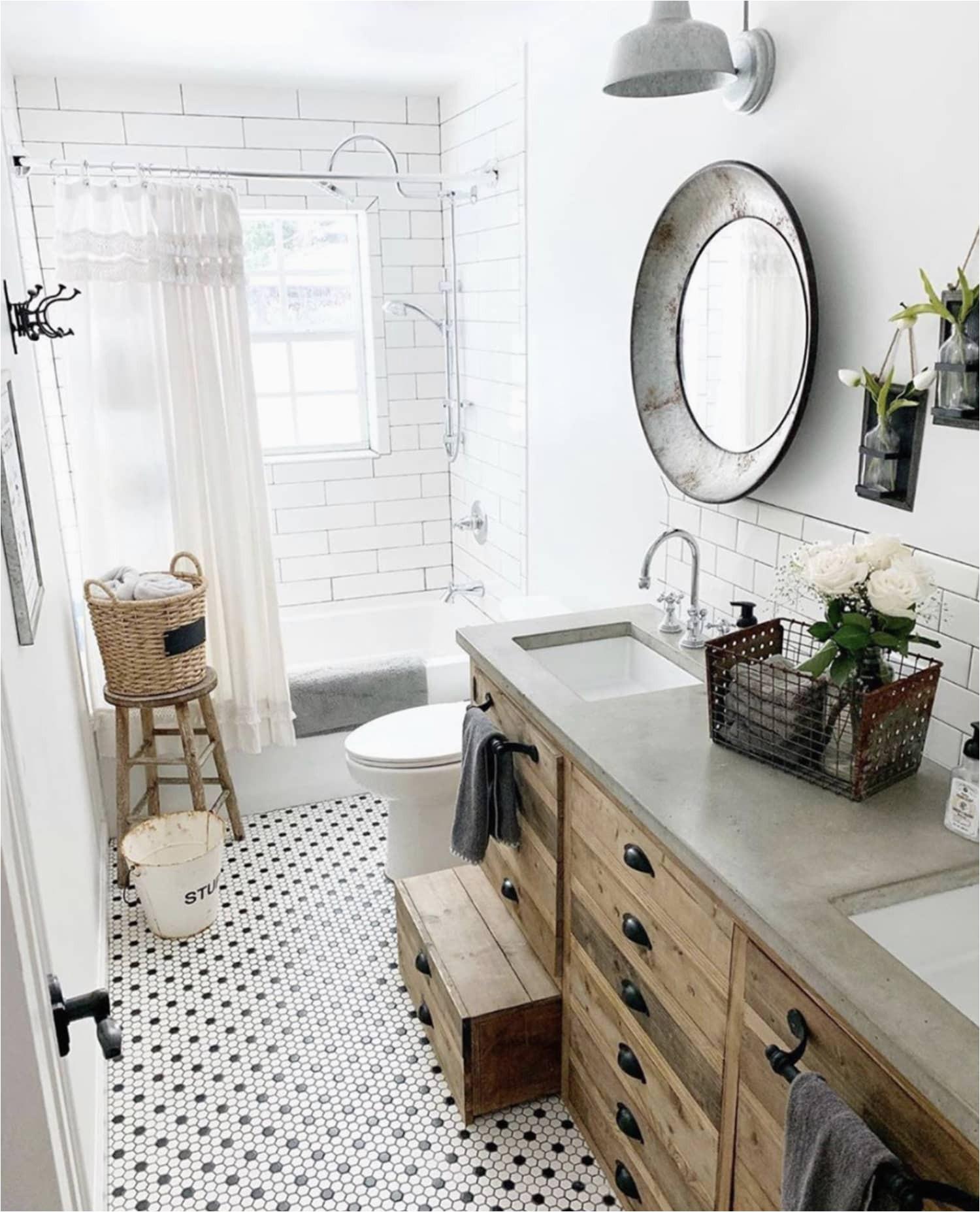 at style 2019 12 Farmhouse Bathroom Bathroom Robyn Huff