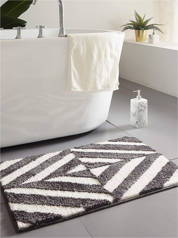 Fluffy Rugs for Bathroom Amazon Desiderare Thick Fluffy Dark Grey Bath Mat 31