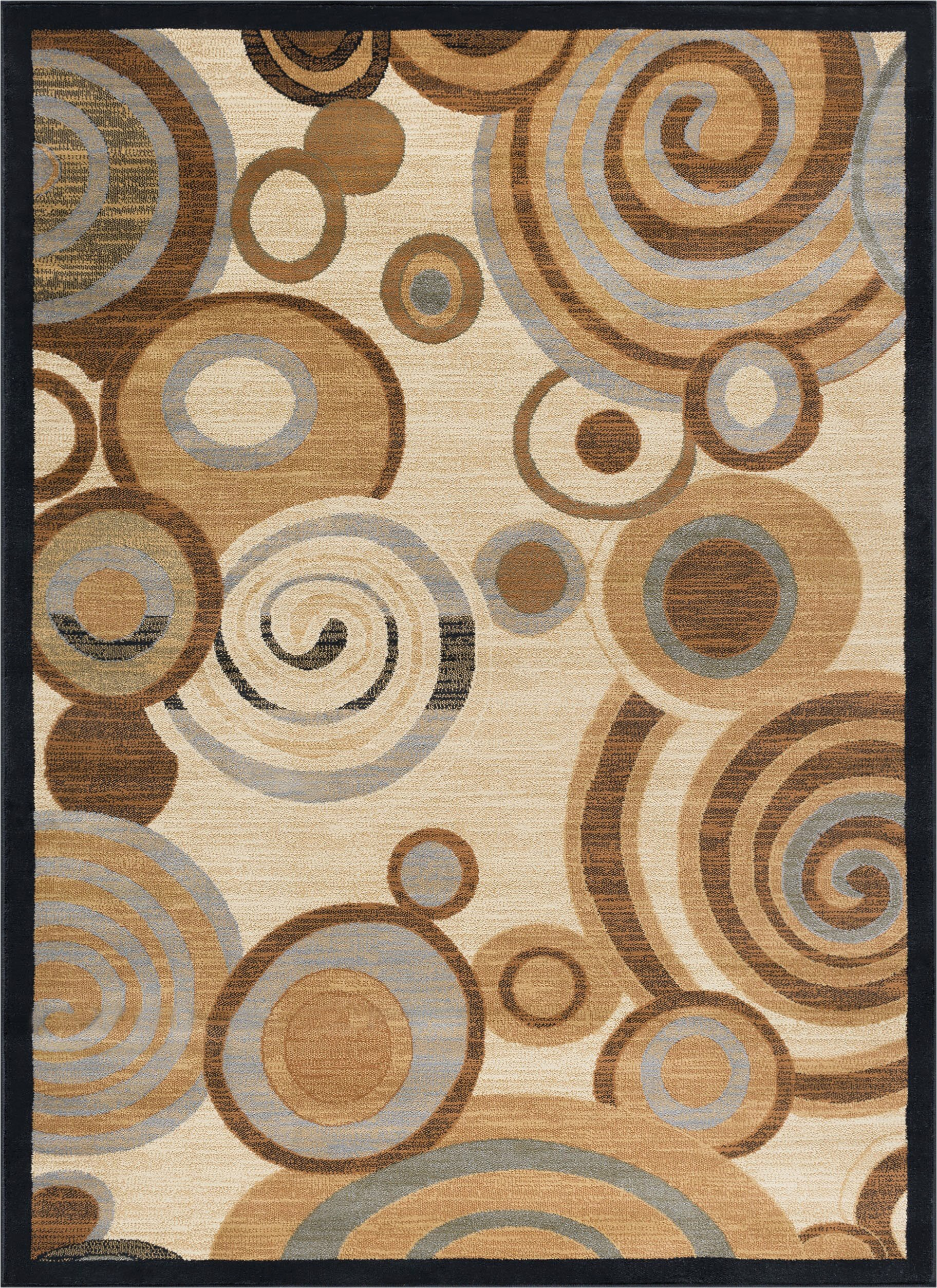 hartle abstract beige area rug
