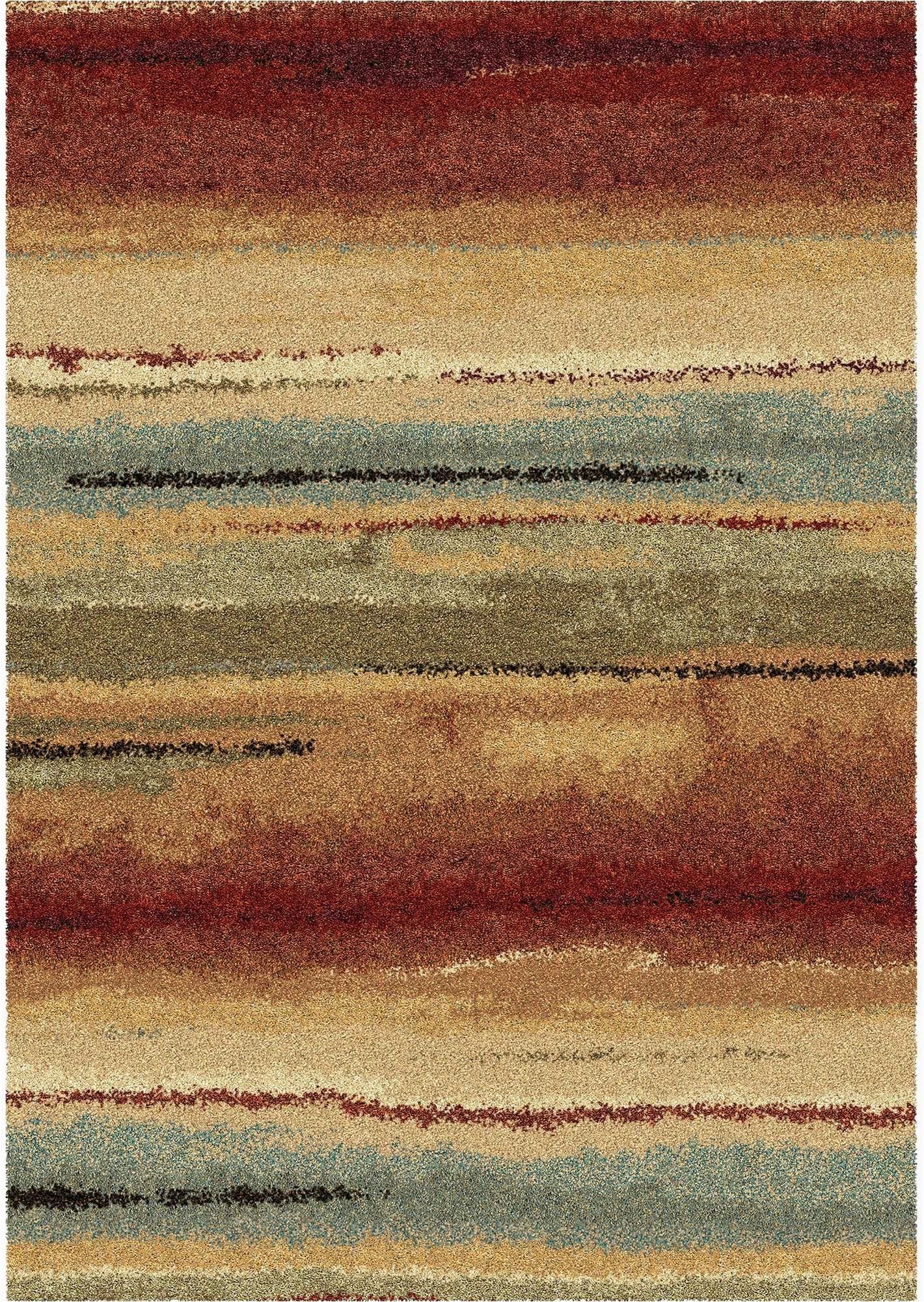 Hartle Brown Beige area Rug Our Euphoria Capizzi Multi area Rug Showcases A Beautiful