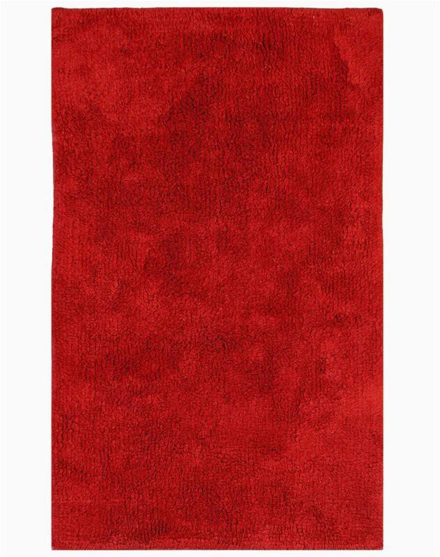 wrought studio hailee plush pile rectangle 100 cotton bath rug w piid= ,