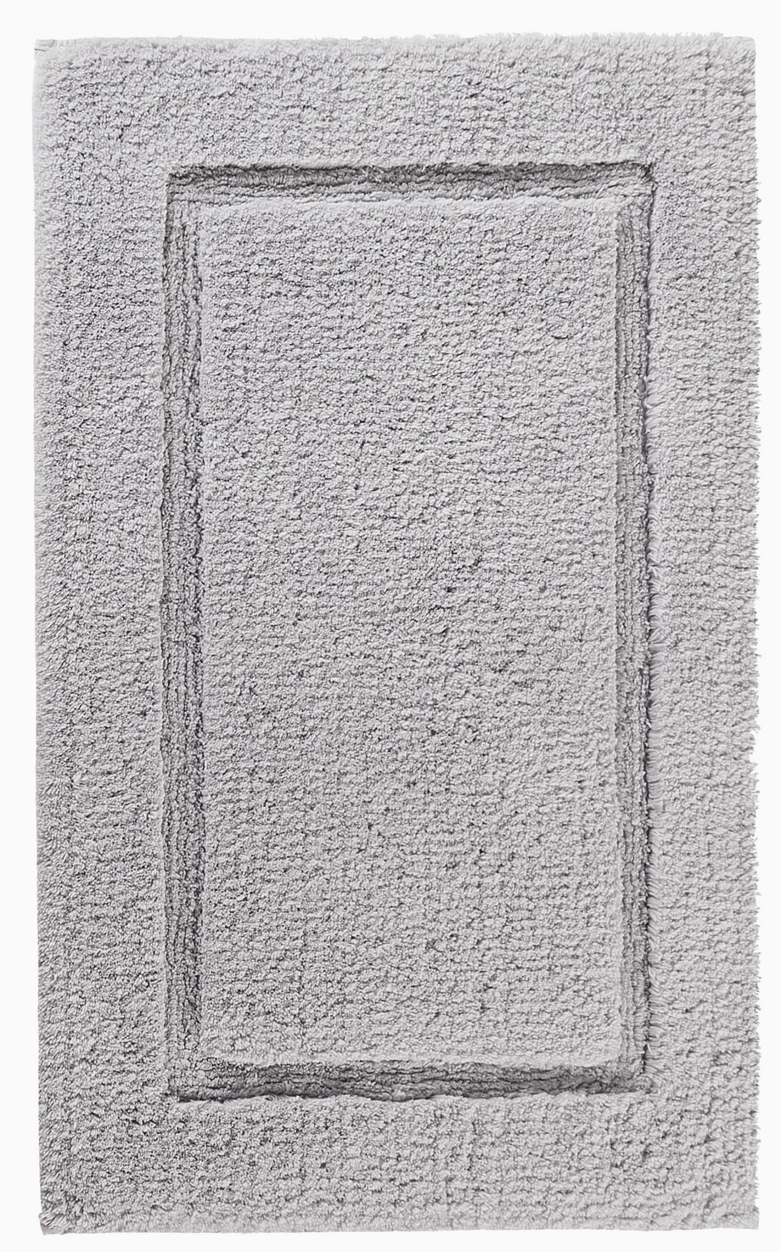 graccioza bathroom mats 20x31 silver prestige bath rug in 1800x