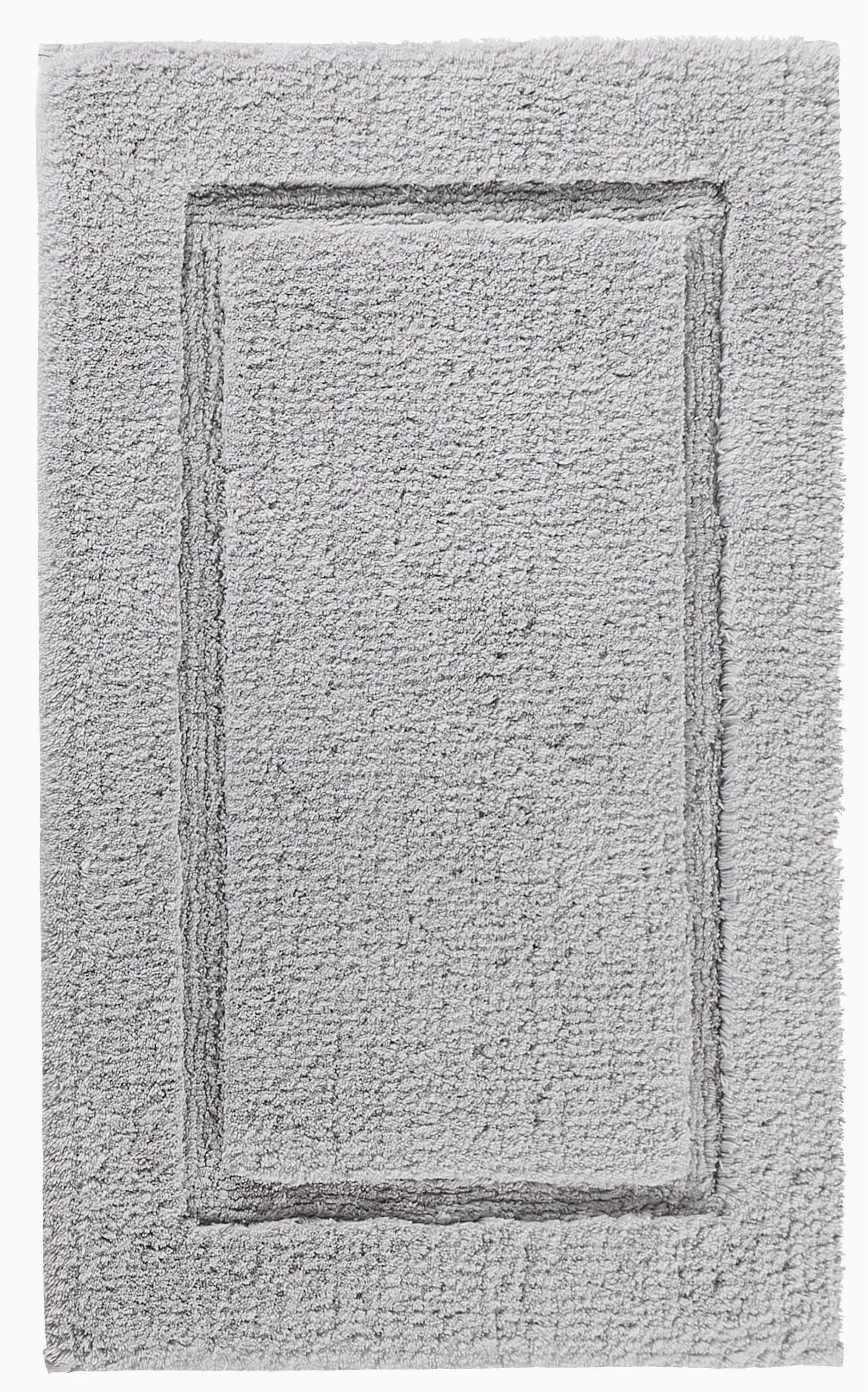 graccioza bathroom mats 20x31 silver prestige bath rug in 1800x