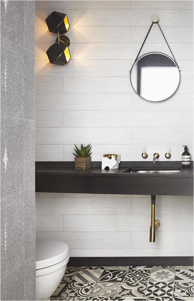 soho loft master bathroom