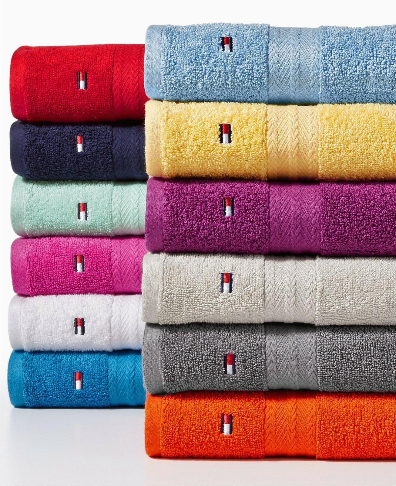 all american ii cotton bath towel collection