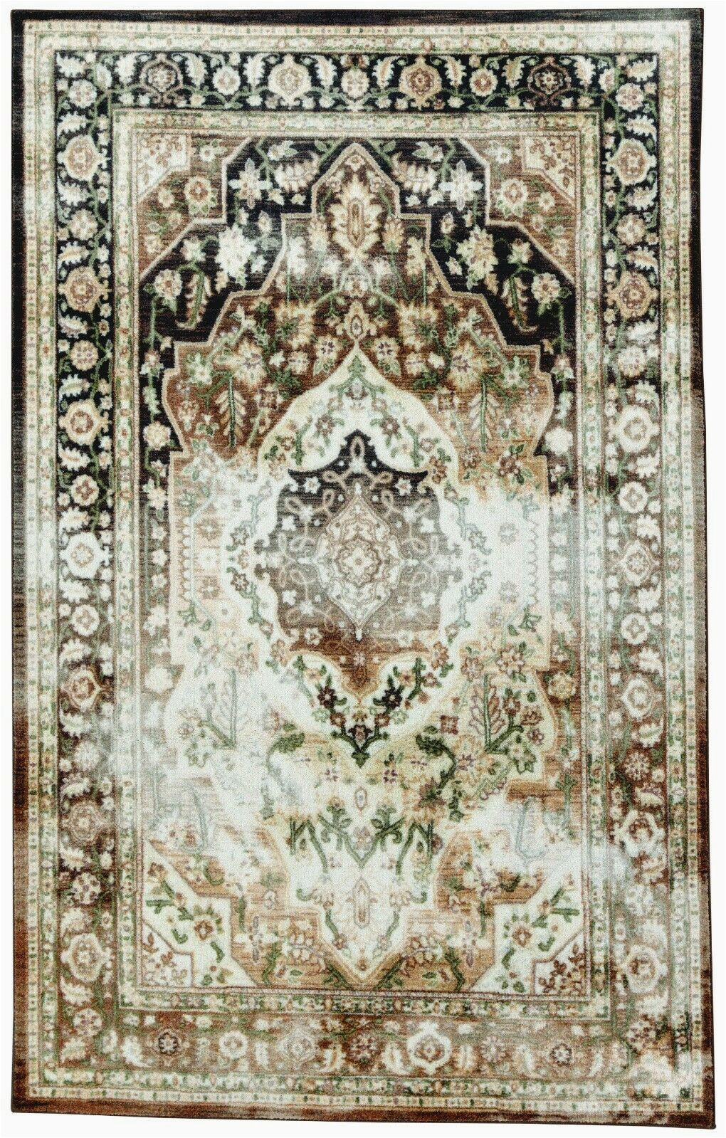 8 by 10 area Rugs for Sale Mohawk Ketoa 8 X 10 area Rug In Chocolate