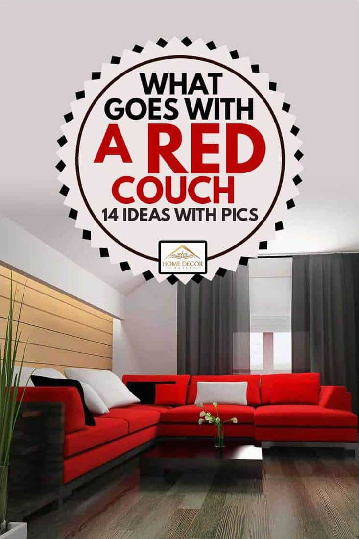What Goes With a Red Couch 14 Ideas With Pics