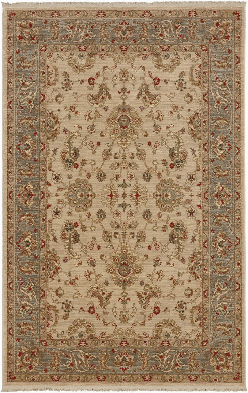 8 8 x 12 area rug beige candy apple red persian pattern traditional classic