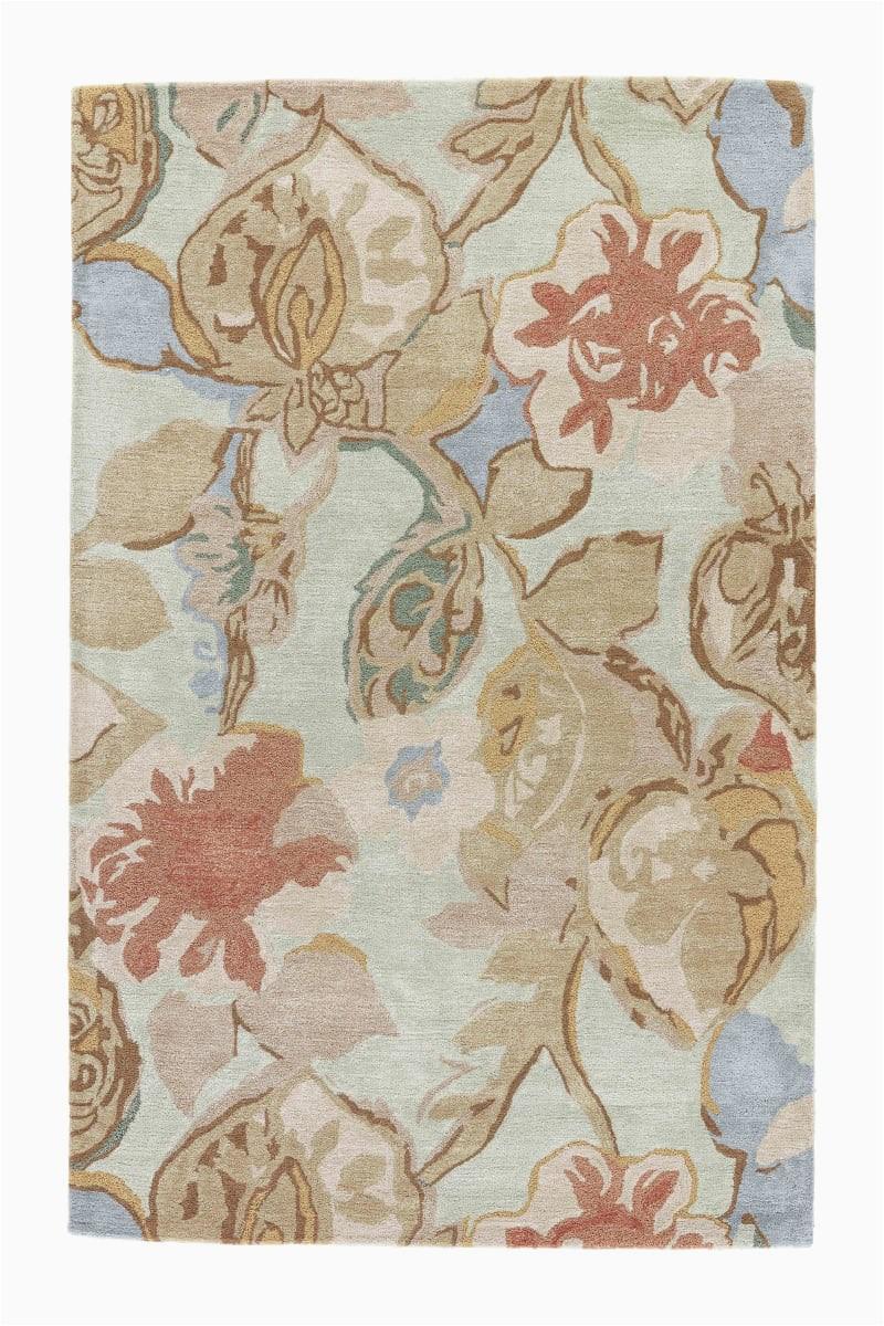 jaipur rugs blue petal pusher bl71 aqua foam area rugx