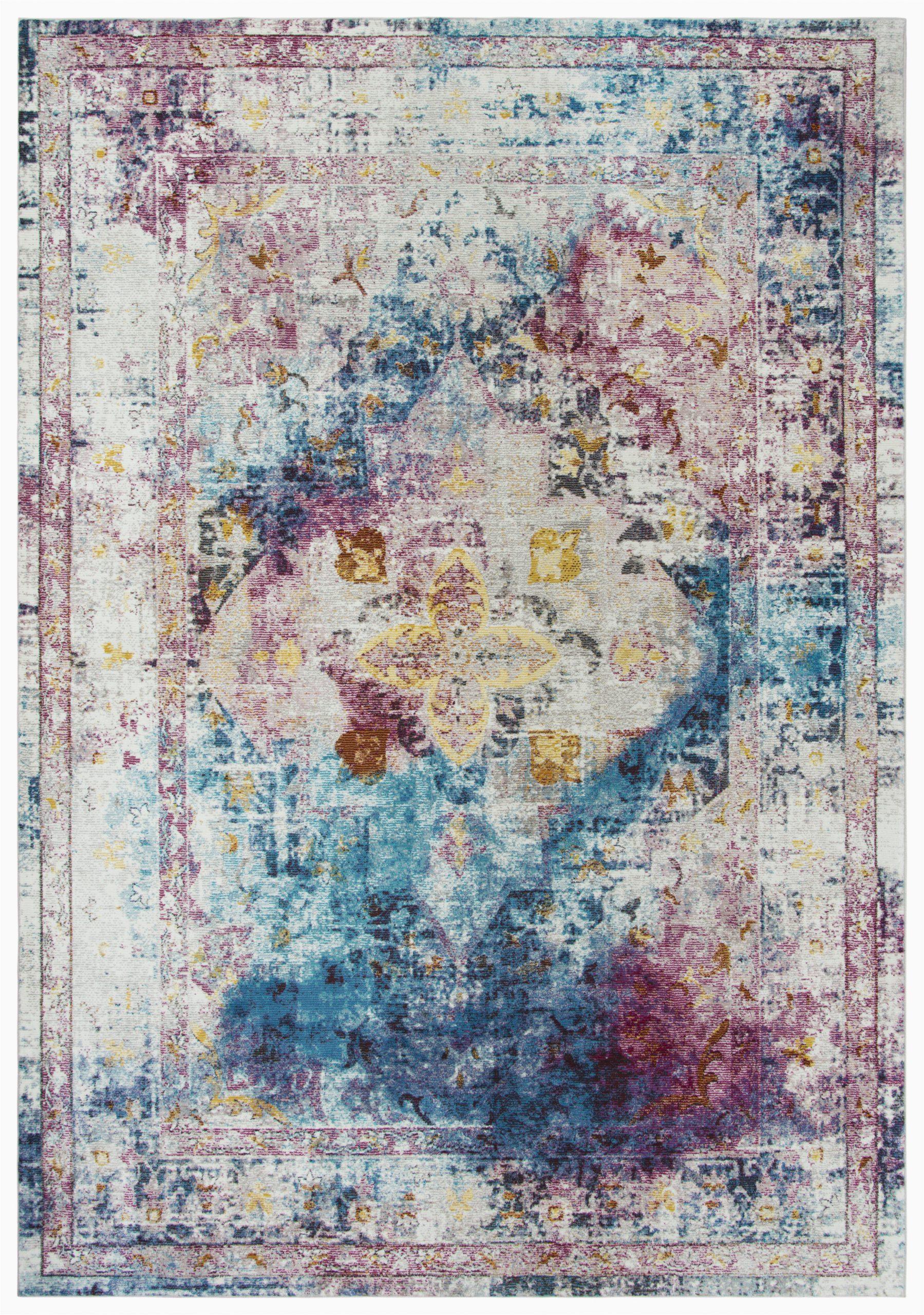 elliot oriental blue area rug