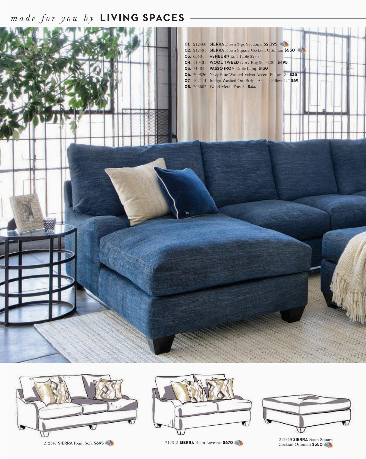 Living Spaces Blue Rug Living Spaces Spring 2018 93×128 Rug Mojave Blue