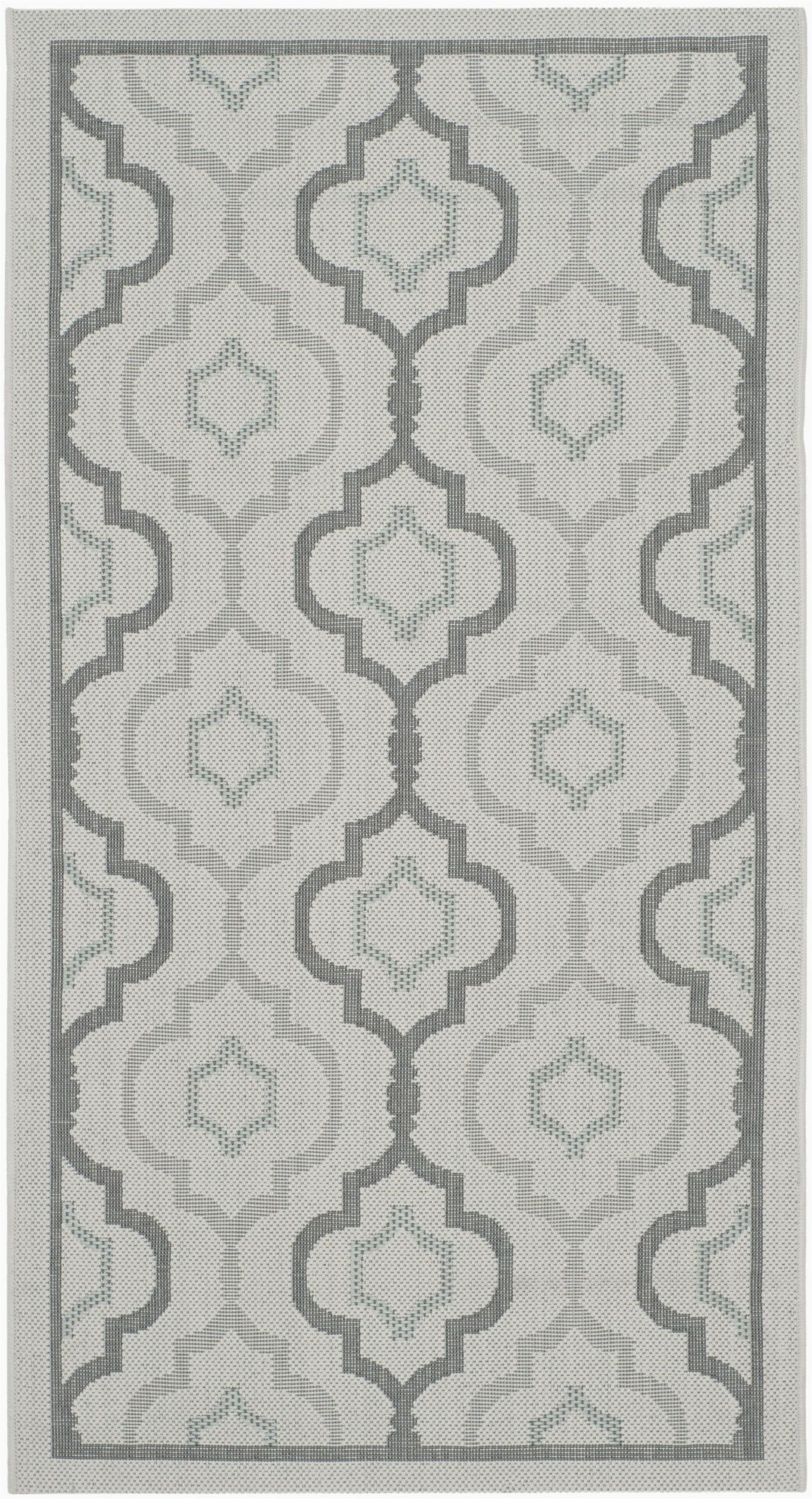 cargo looped light greyanthracite indooroutdoor rug