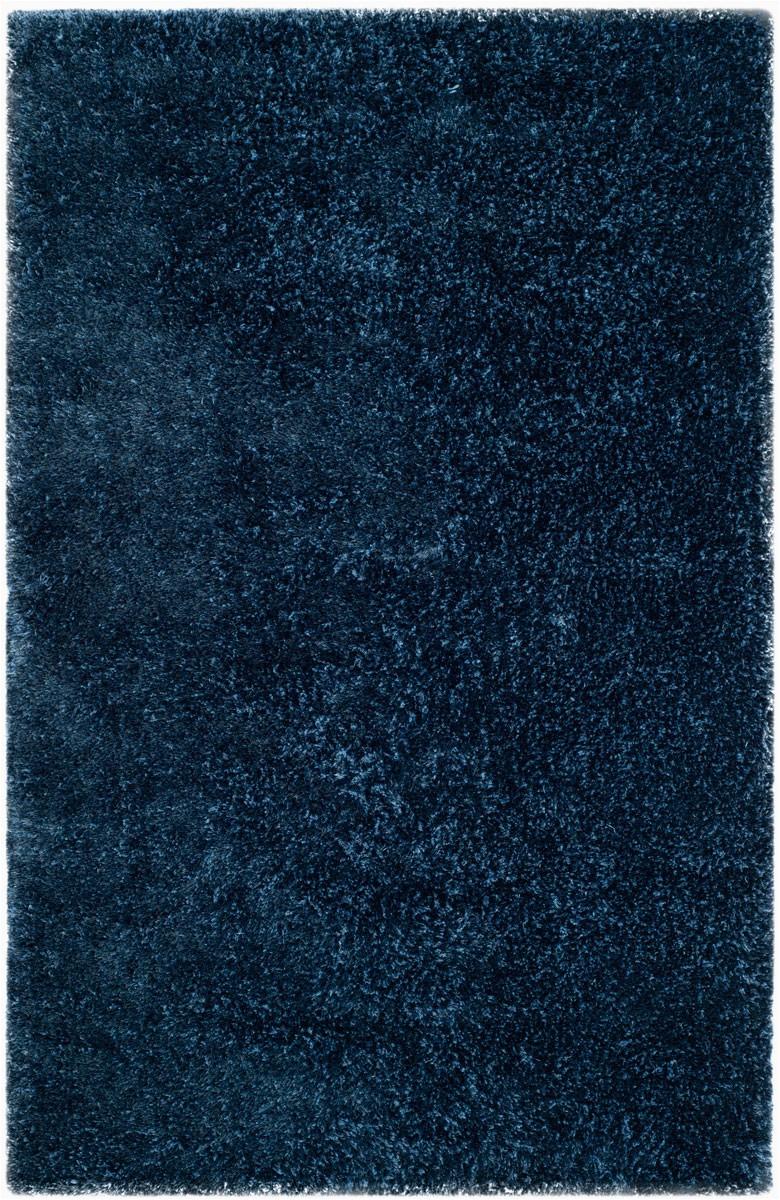 Plush Navy Blue Rug Plush Navy Blue Shag