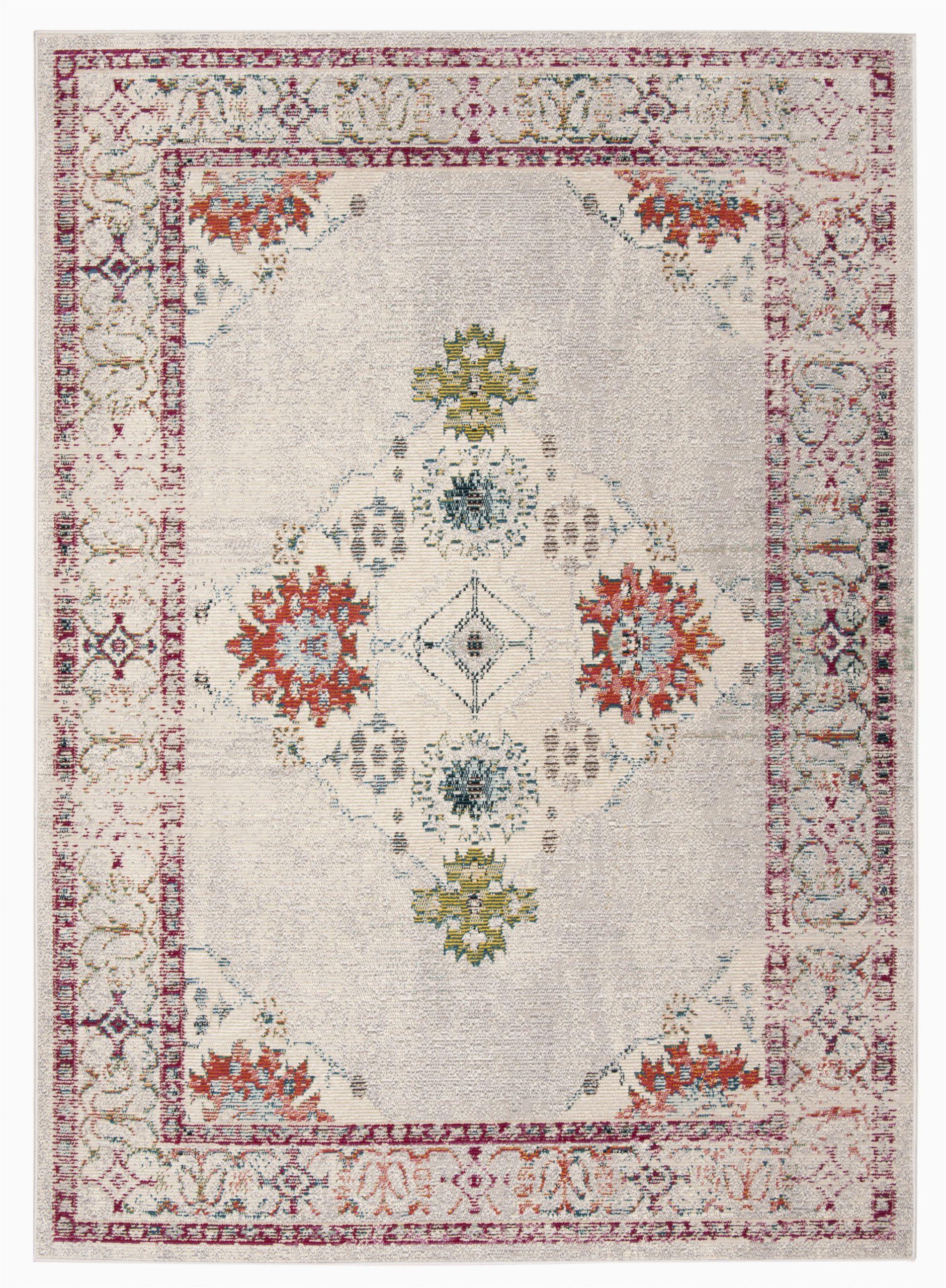 haneul creamgray area rug