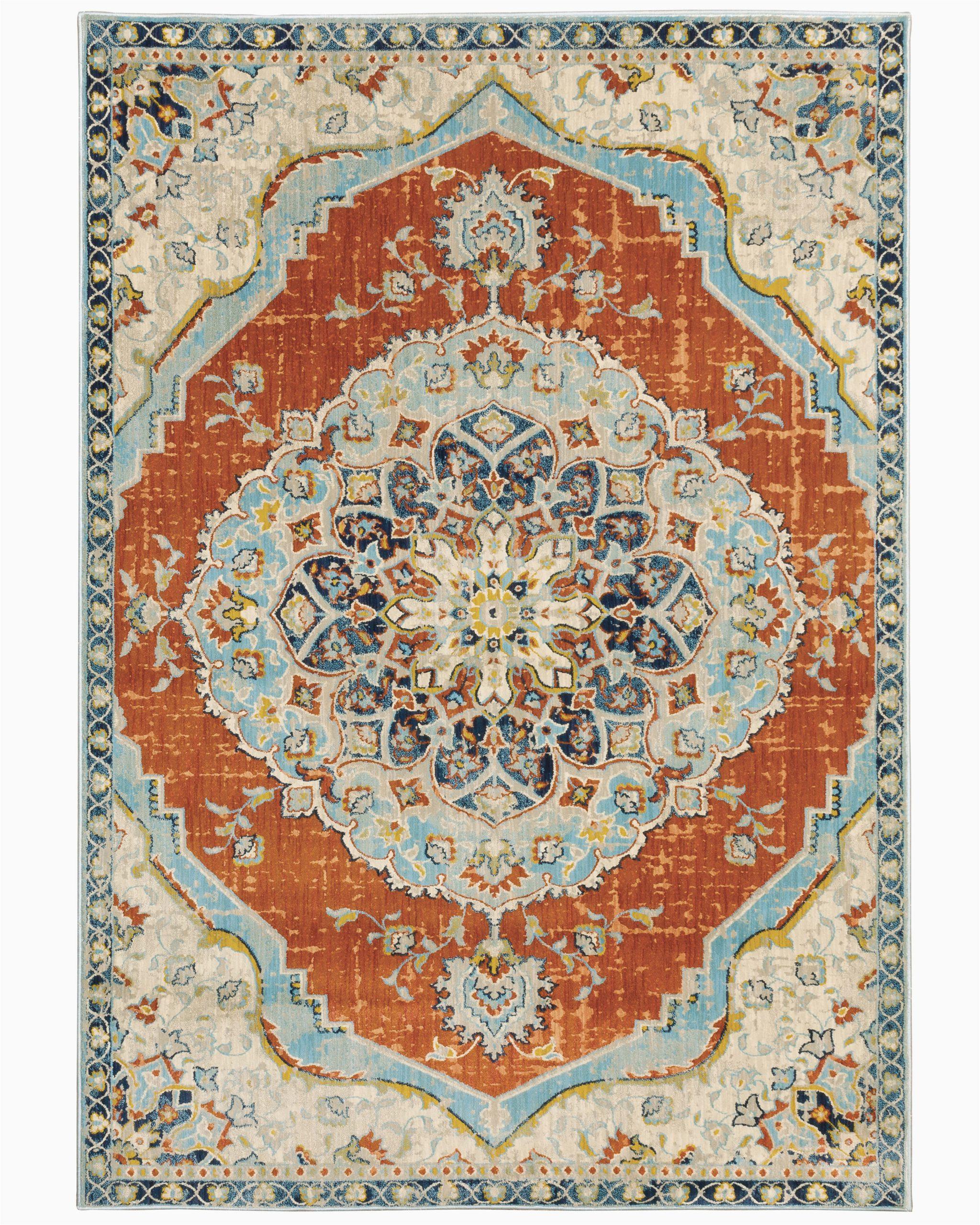 solo rugs devon orangeblue rug slrh7515 piid=