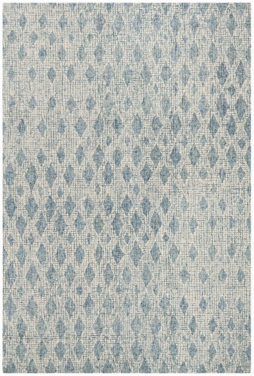 safavieh abstract abt206a ivory blue area rugx
