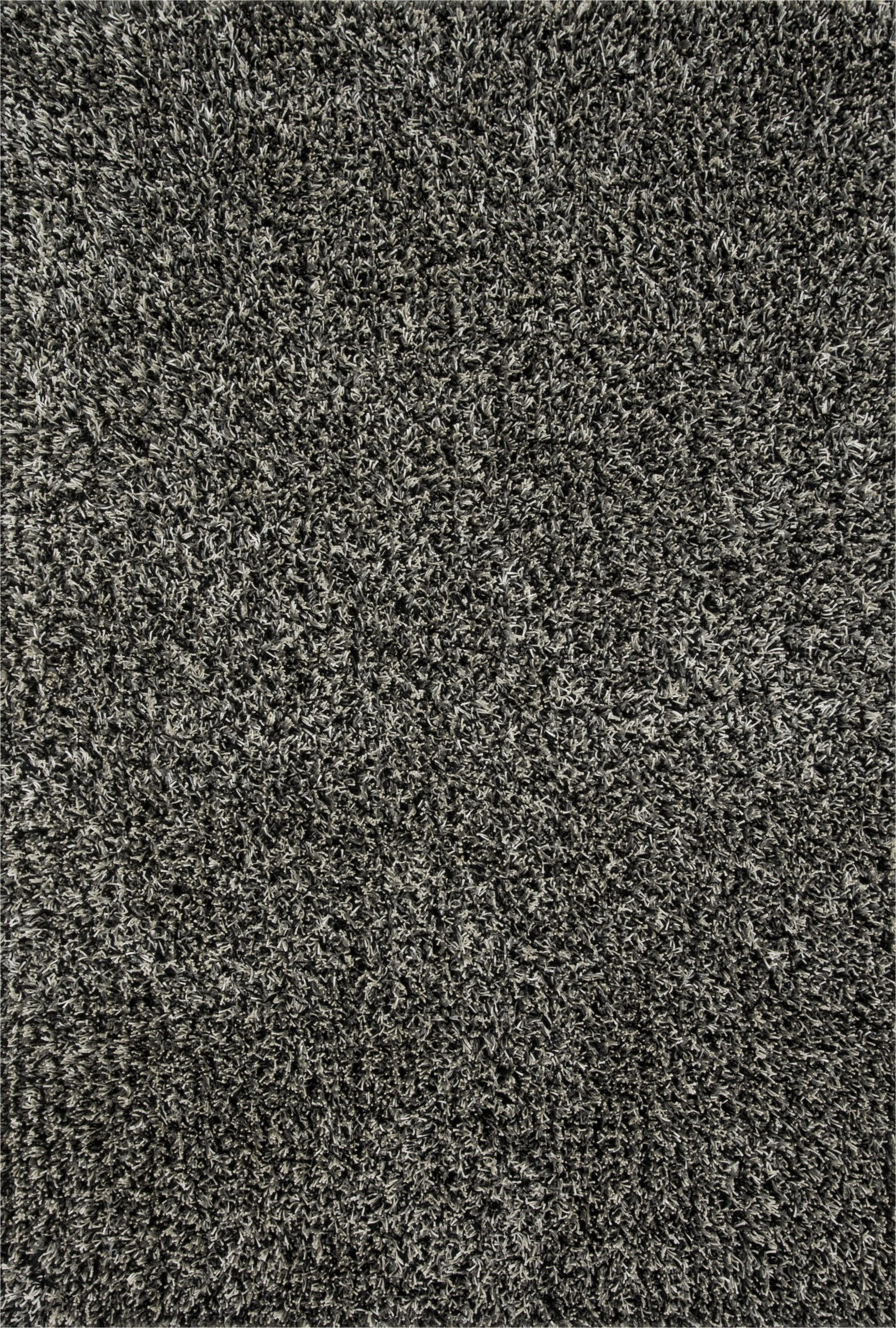 mattern shag saltpepper area rug