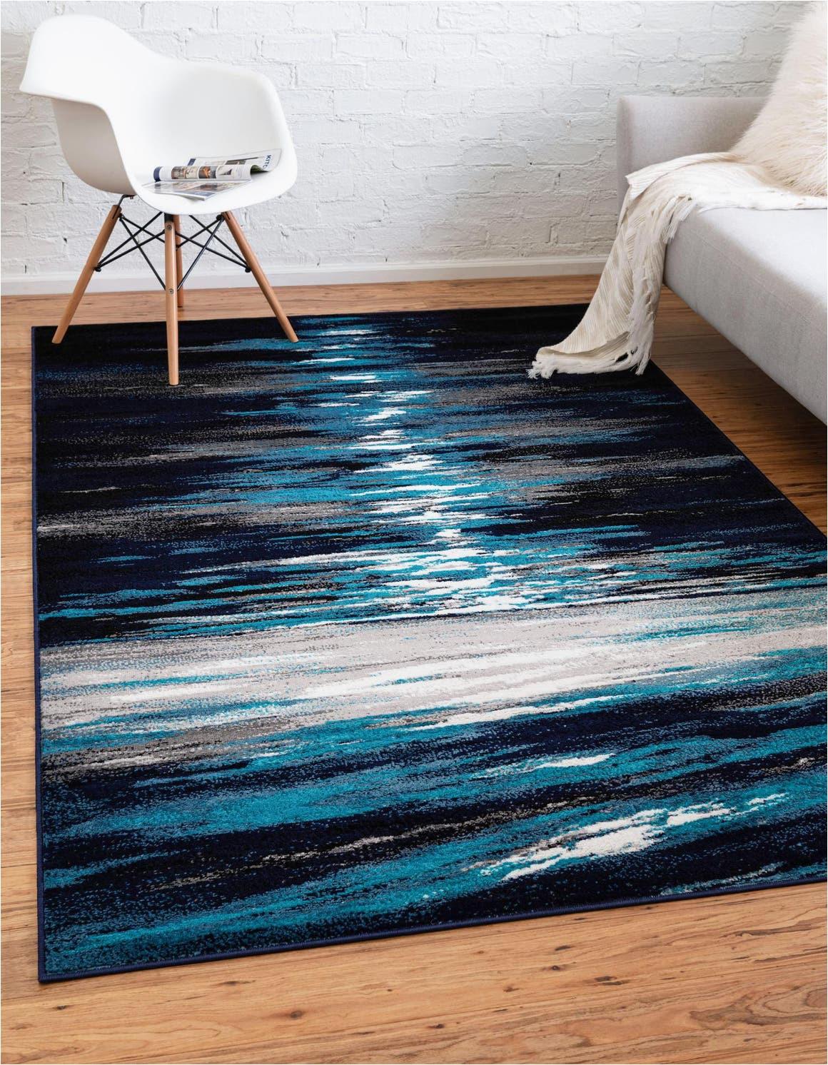 navy blue 5x8 sydney area rug