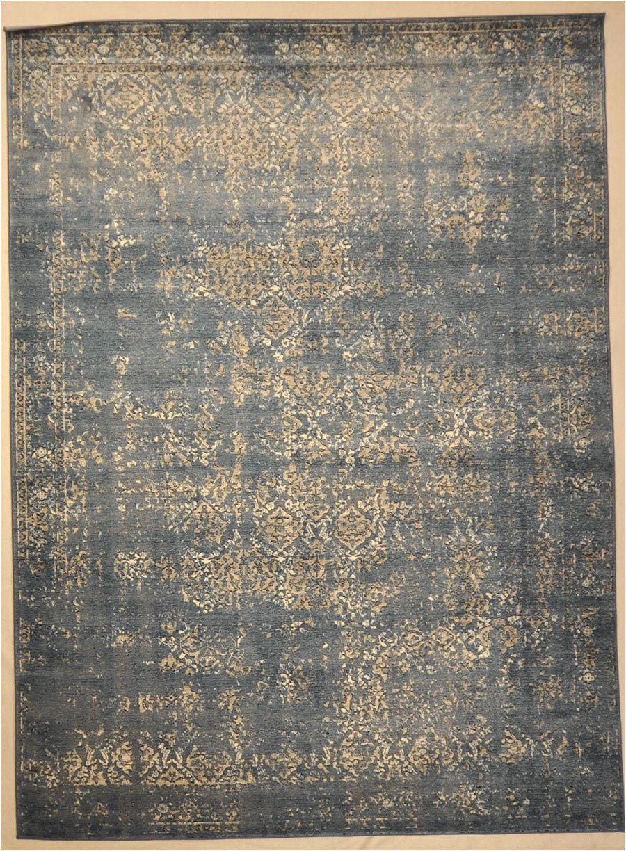 Modern Blue Taupe Rug Rugs and More Santa Barbara Design Center 6