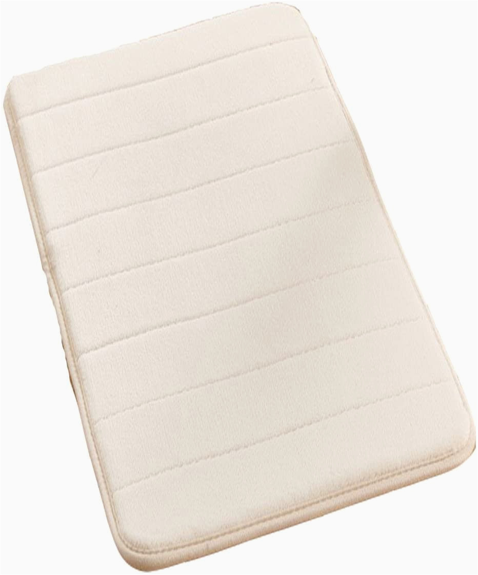 Bath Rugs that Absorb Water Amazon Com Bath Rugs Anti Slip Memory Foam Non Slip