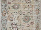 """10 by 13 area Rugs E Of A Kind Hand Knotted Ziegler Green 10 X 13 9"""" Wool area Rug"""