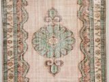 "10 by 20 area Rugs Floor Rug 5 80"" X 10 20"" Handknotted Wool Rug Oushak"