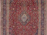 10 by 20 area Rugs Red 9 10 X 12 10 Kashan Persian Rug Affiliate Red